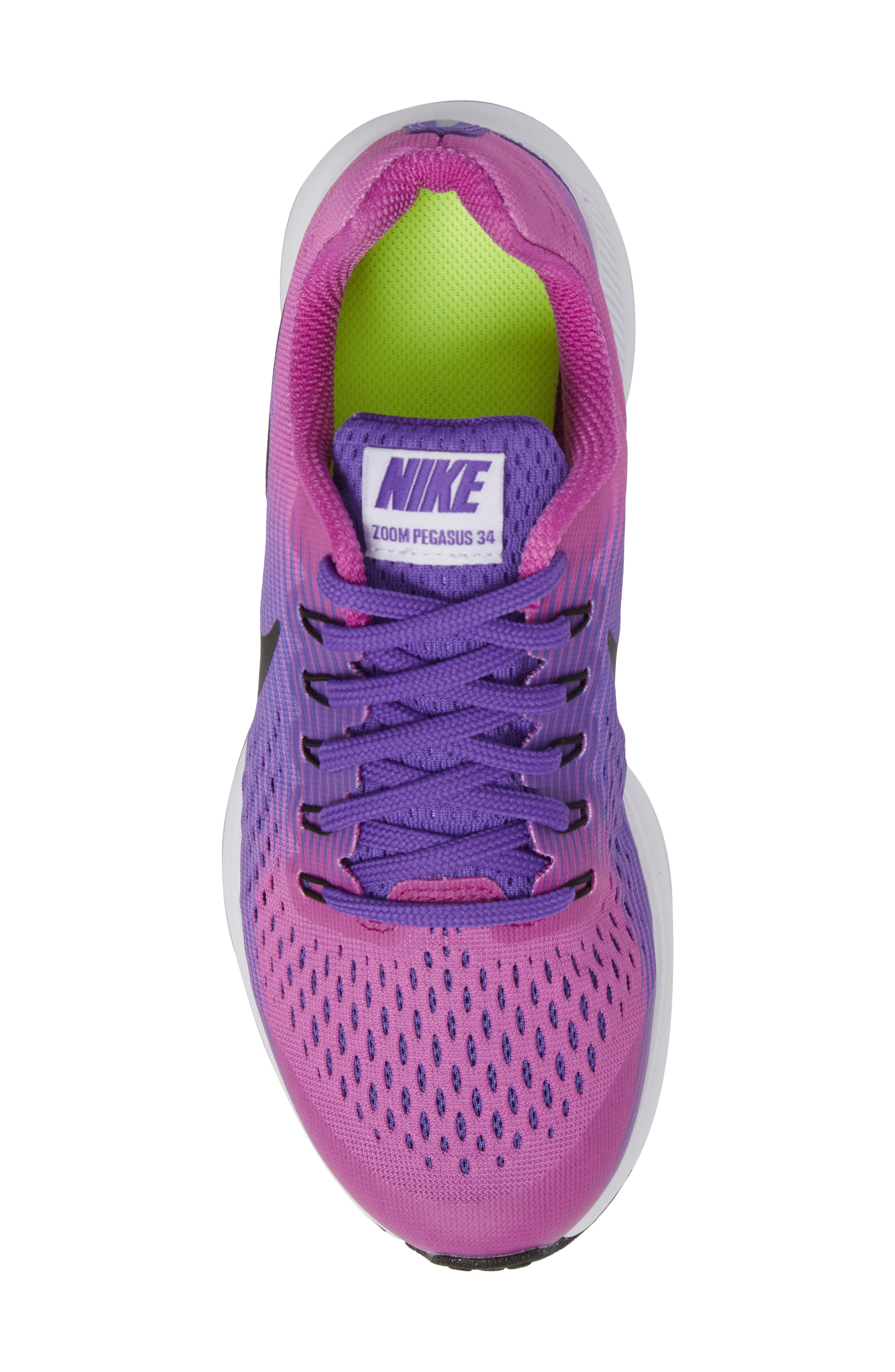 Zoom Pegasus 34 Sneaker,                             Alternate thumbnail 25, color,