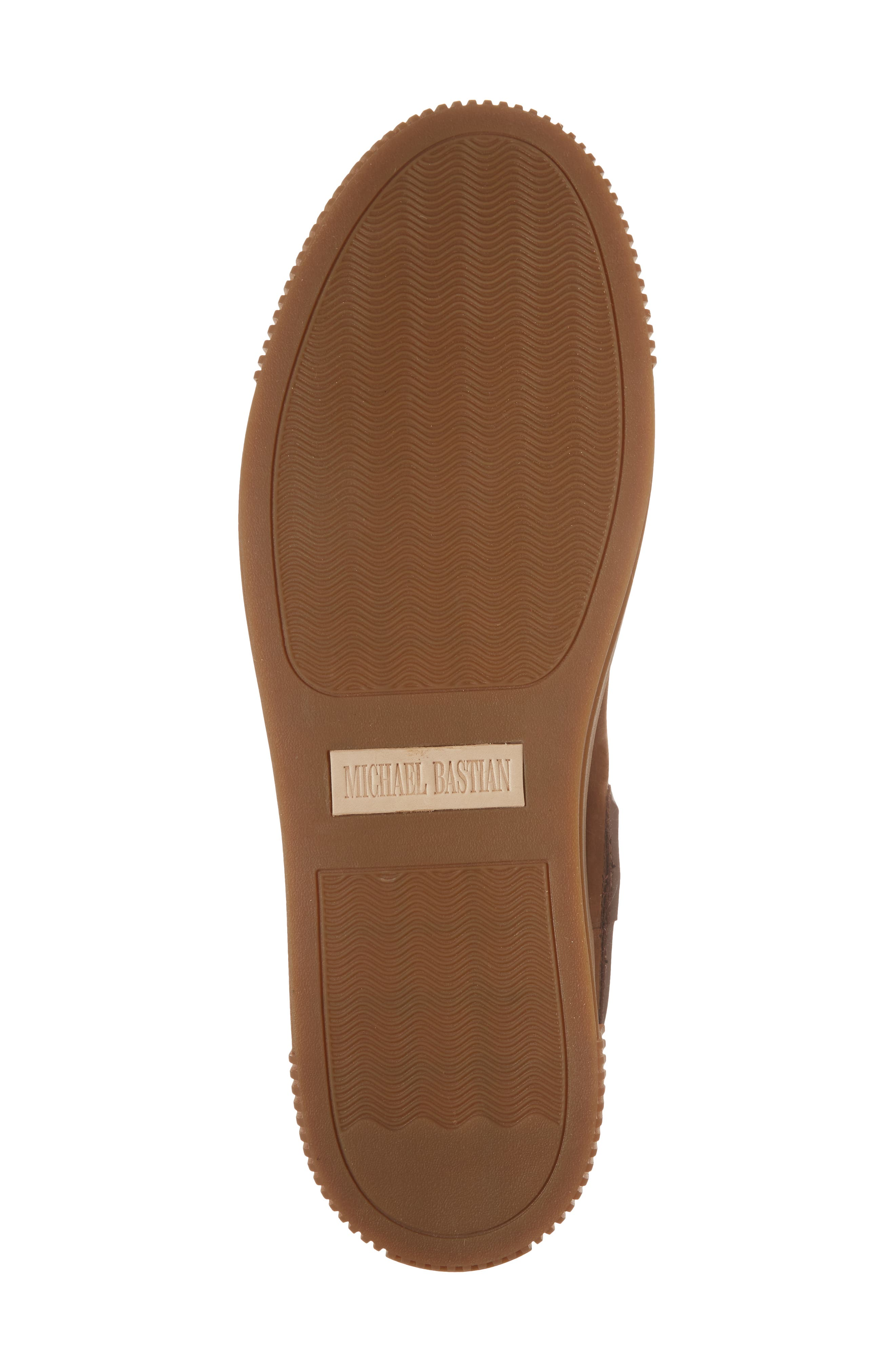 Lyons Chelsea Boot,                             Alternate thumbnail 6, color,                             CHOCOLATE SUEDE
