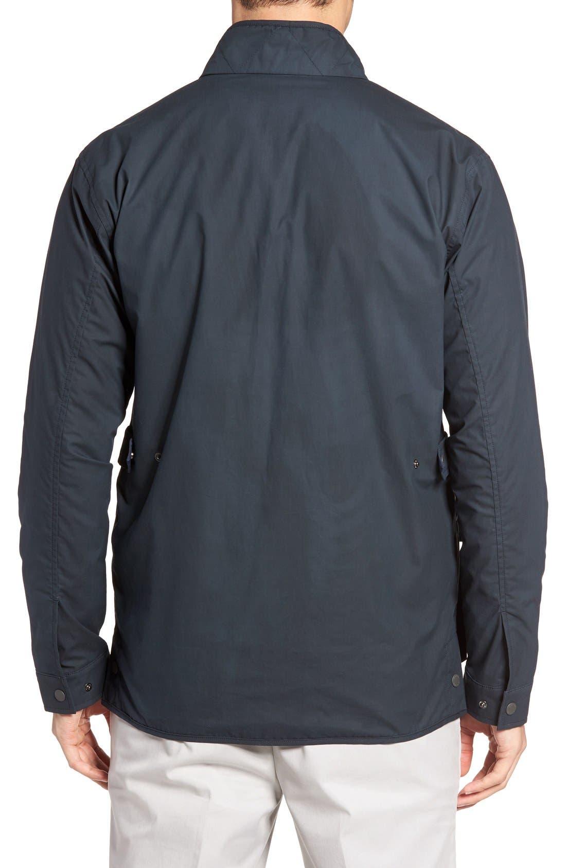 Harrison Water Resistant Field Jacket,                             Alternate thumbnail 4, color,                             413
