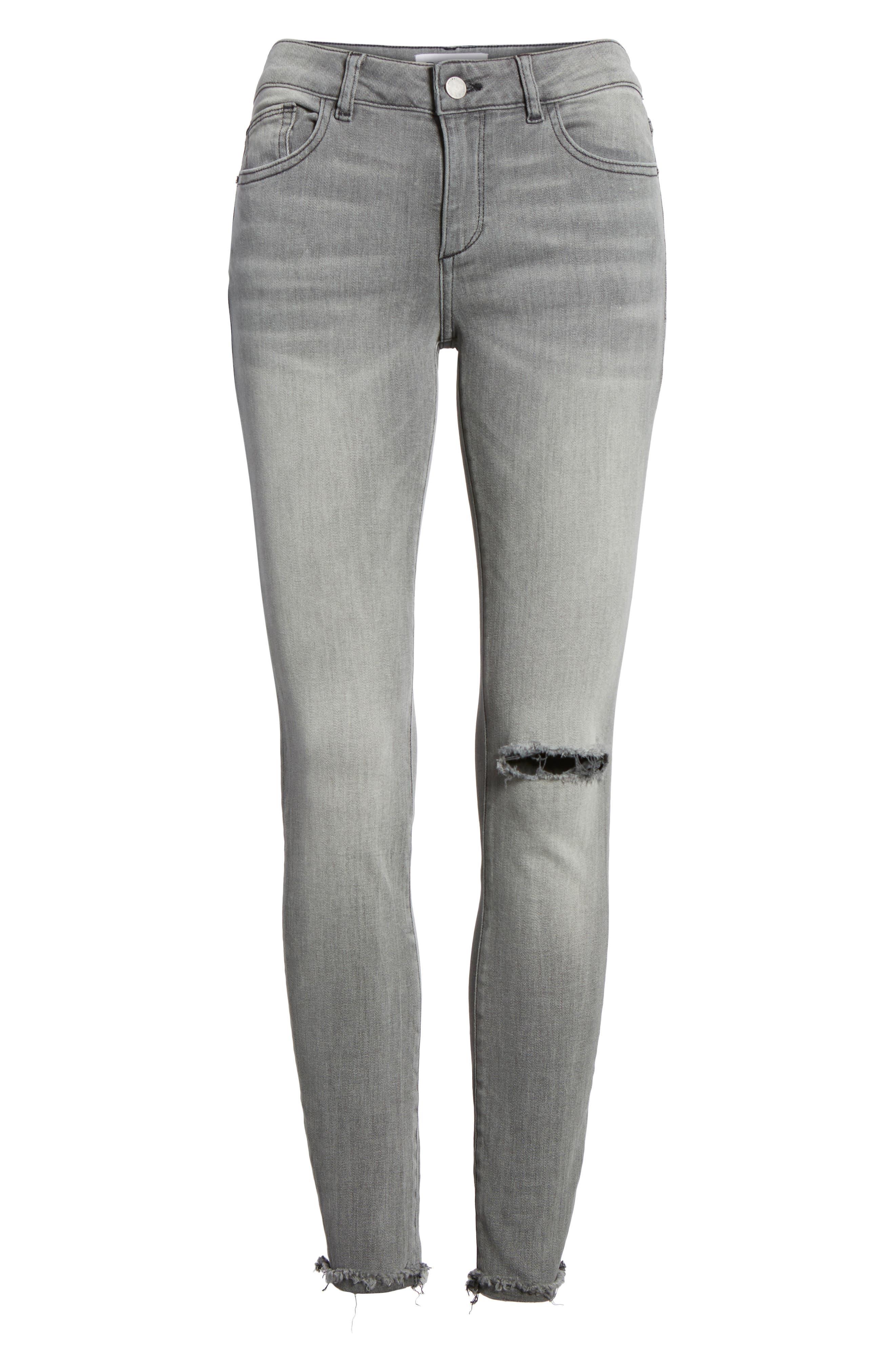 Emma Power Legging Jeans,                             Alternate thumbnail 7, color,