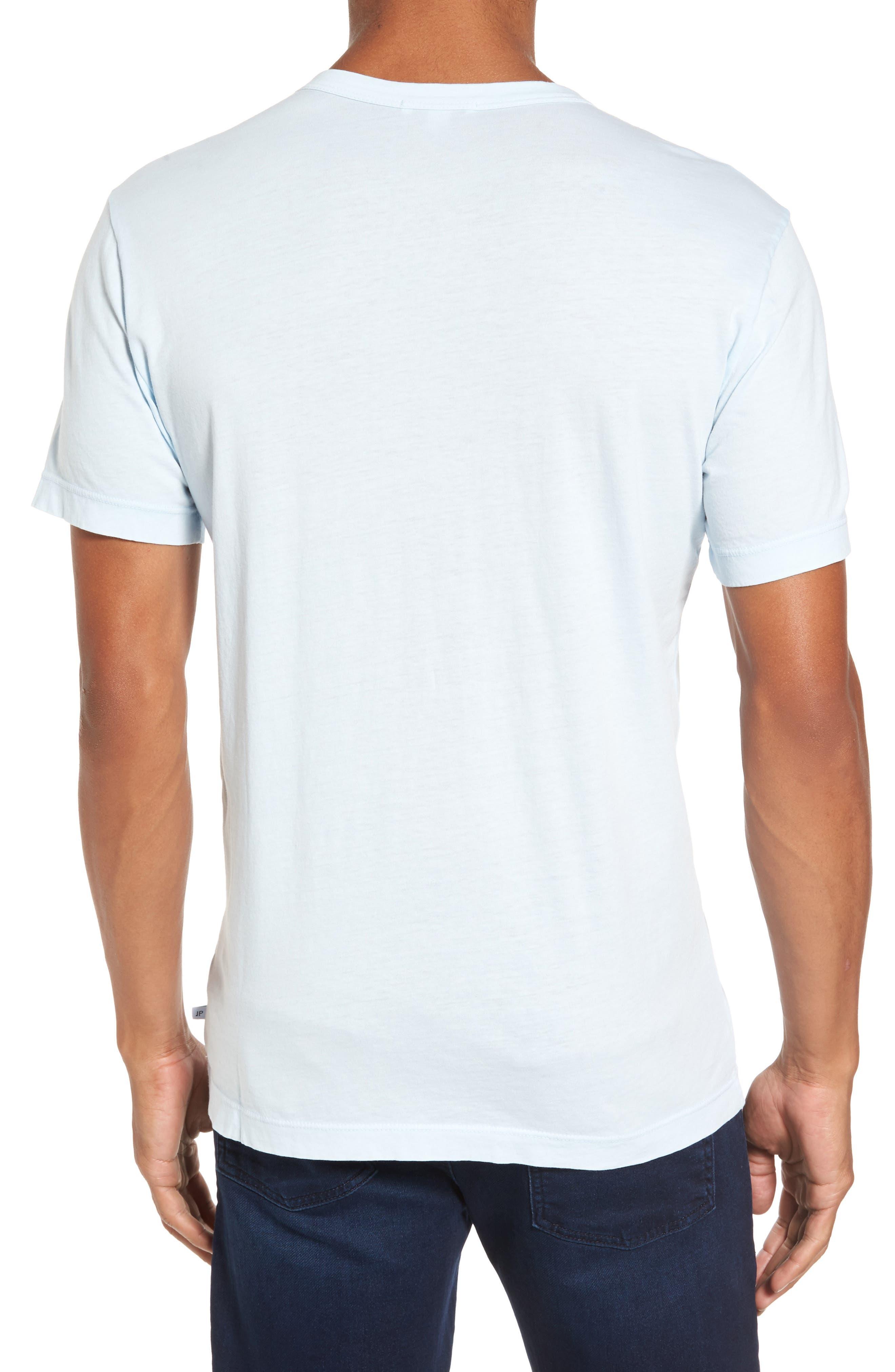 Crewneck Jersey T-Shirt,                             Alternate thumbnail 240, color,