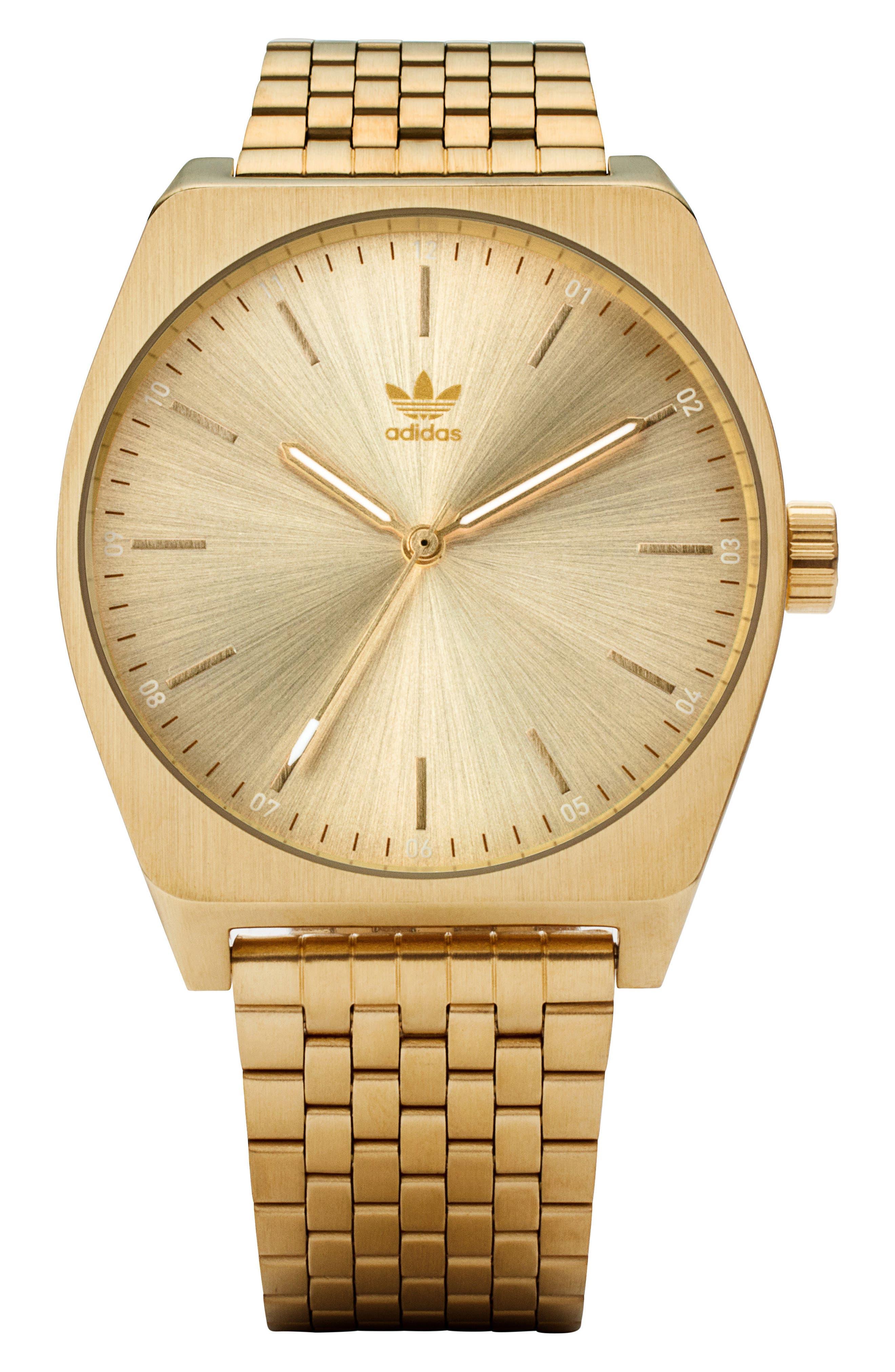 Process Bracelet Watch, 38mm,                             Main thumbnail 1, color,                             GOLD