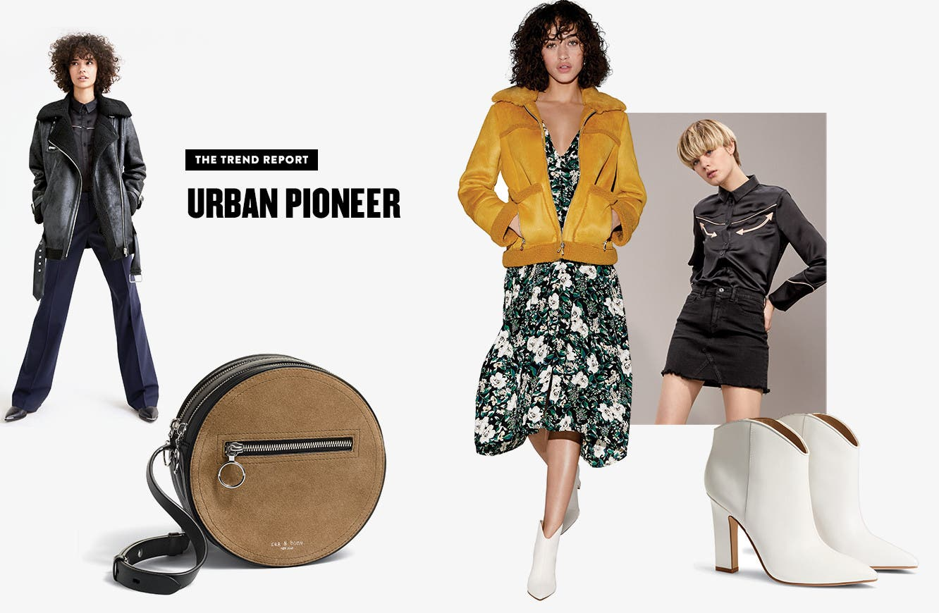 The Trend Report: urban pioneer.