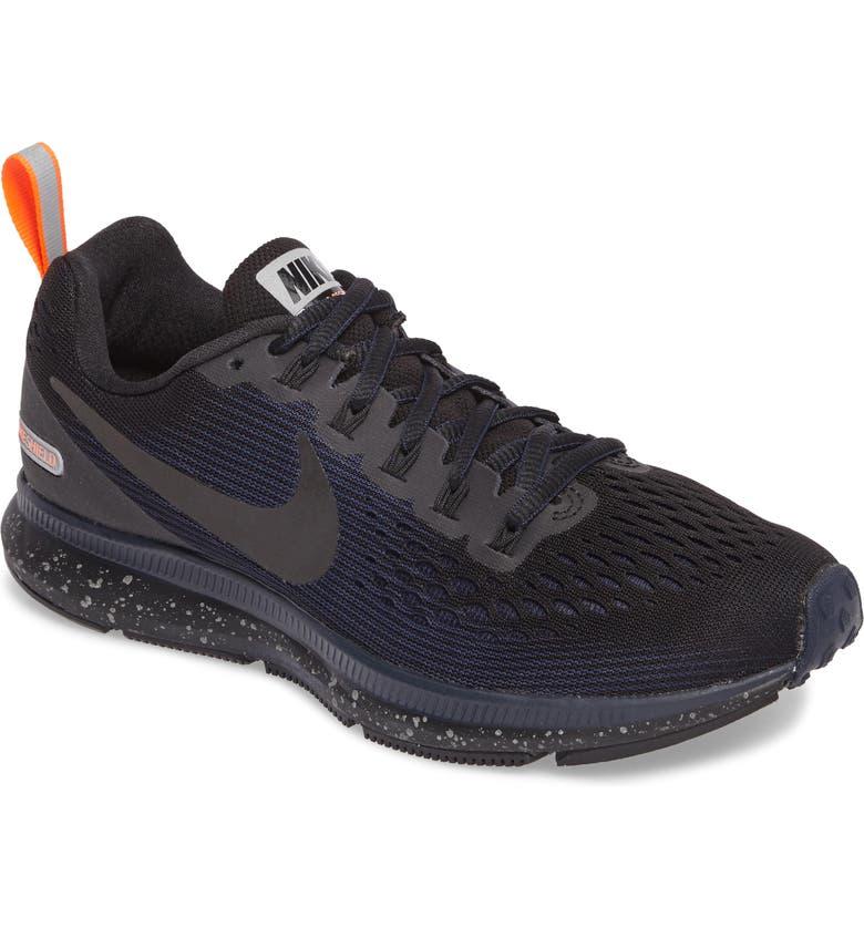 2e21ff2122fe Nike Air Zoom Pegasus 34 Shield Running Shoe (Women)