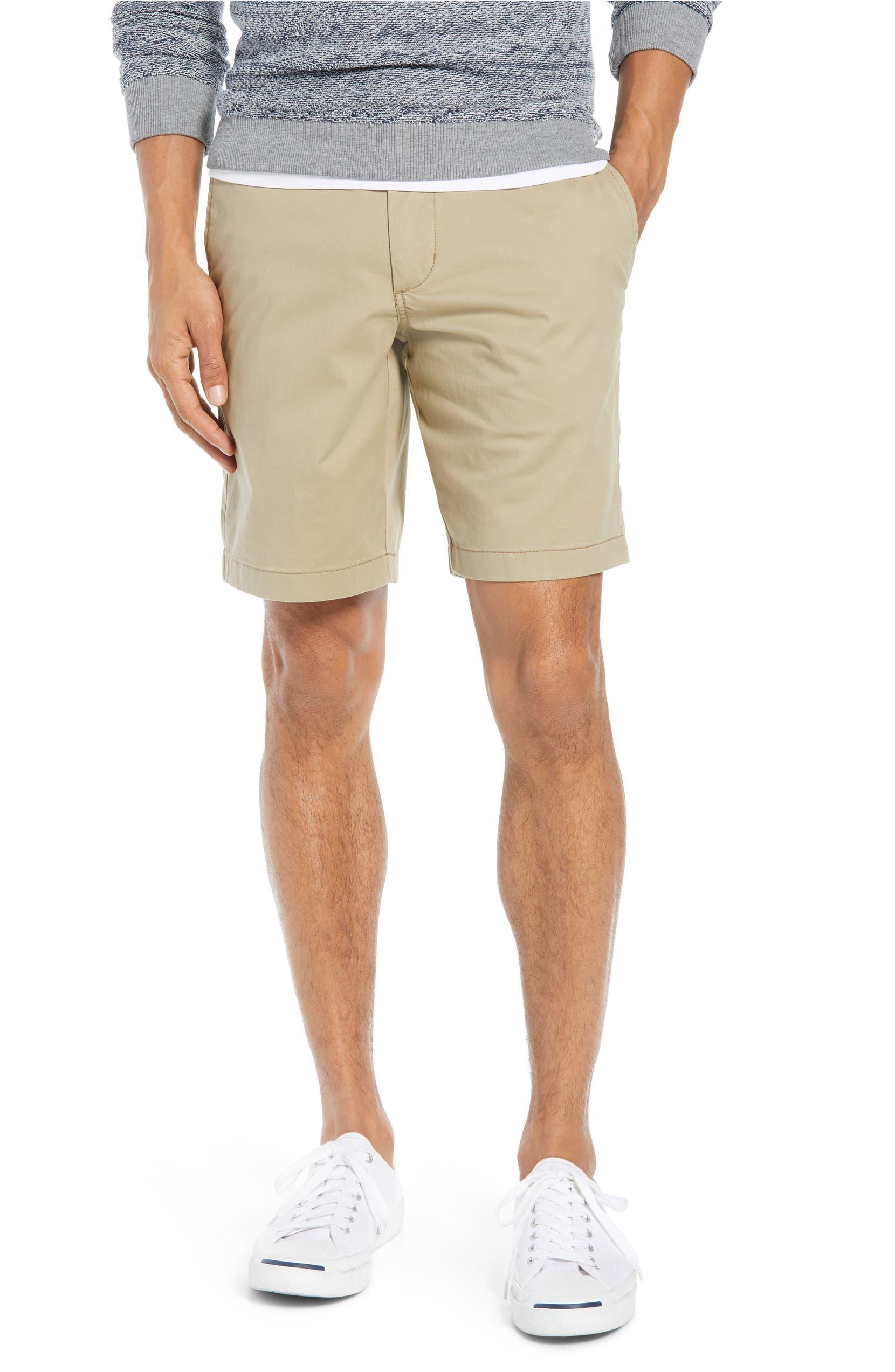 3f0df83aa8 1901 Ballard Slim Fit Stretch Chino 9-Inch Shorts