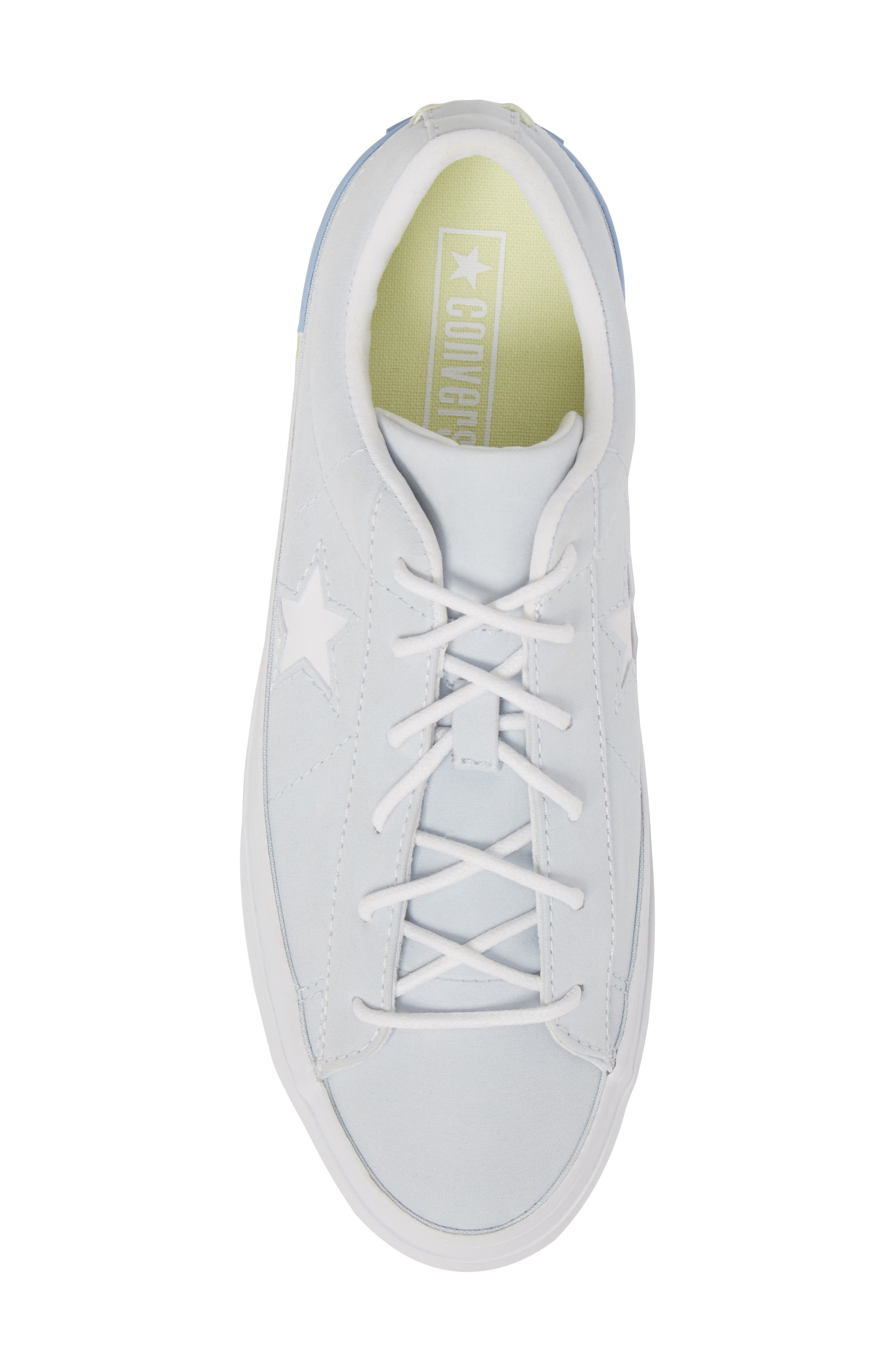 Chuck Taylor<sup>®</sup> All Star<sup>®</sup> One Star Platform Sneaker,                             Alternate thumbnail 10, color,