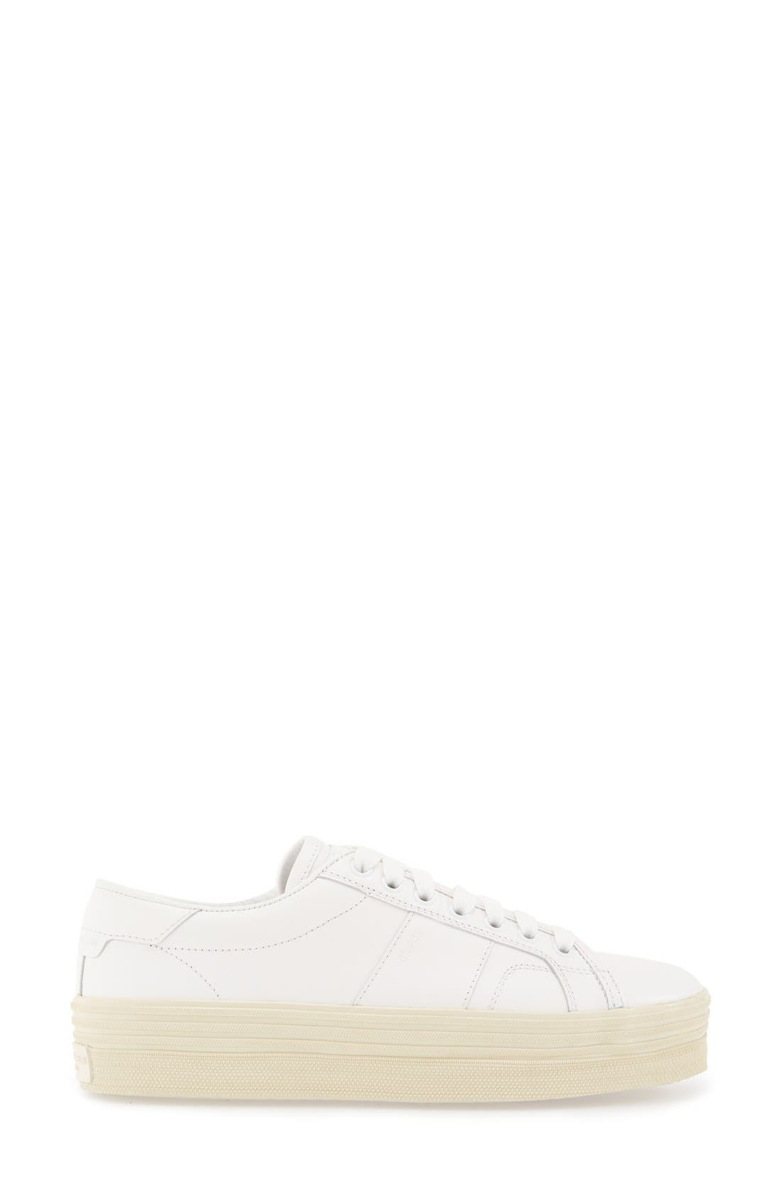 Double Sole Sneaker,                             Alternate thumbnail 4, color,                             100