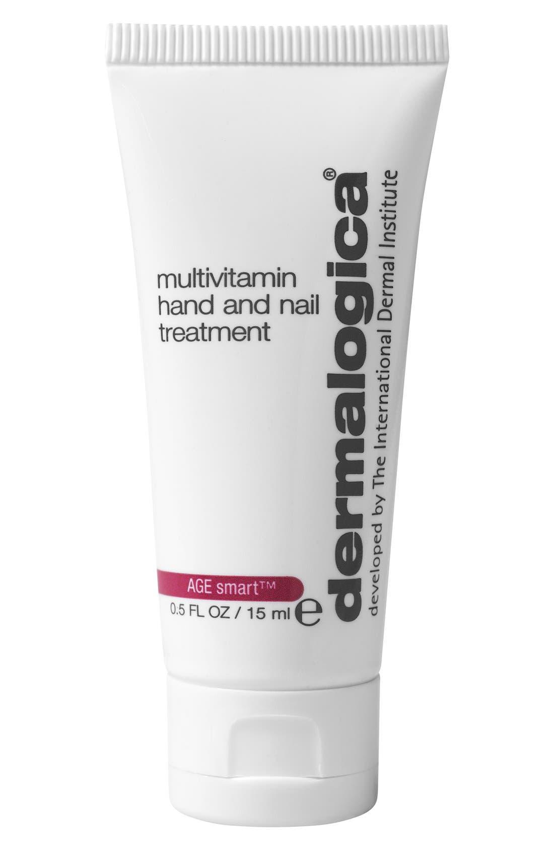 Multivitamin Hand & Nail Treatment,                             Alternate thumbnail 2, color,                             NO COLOR