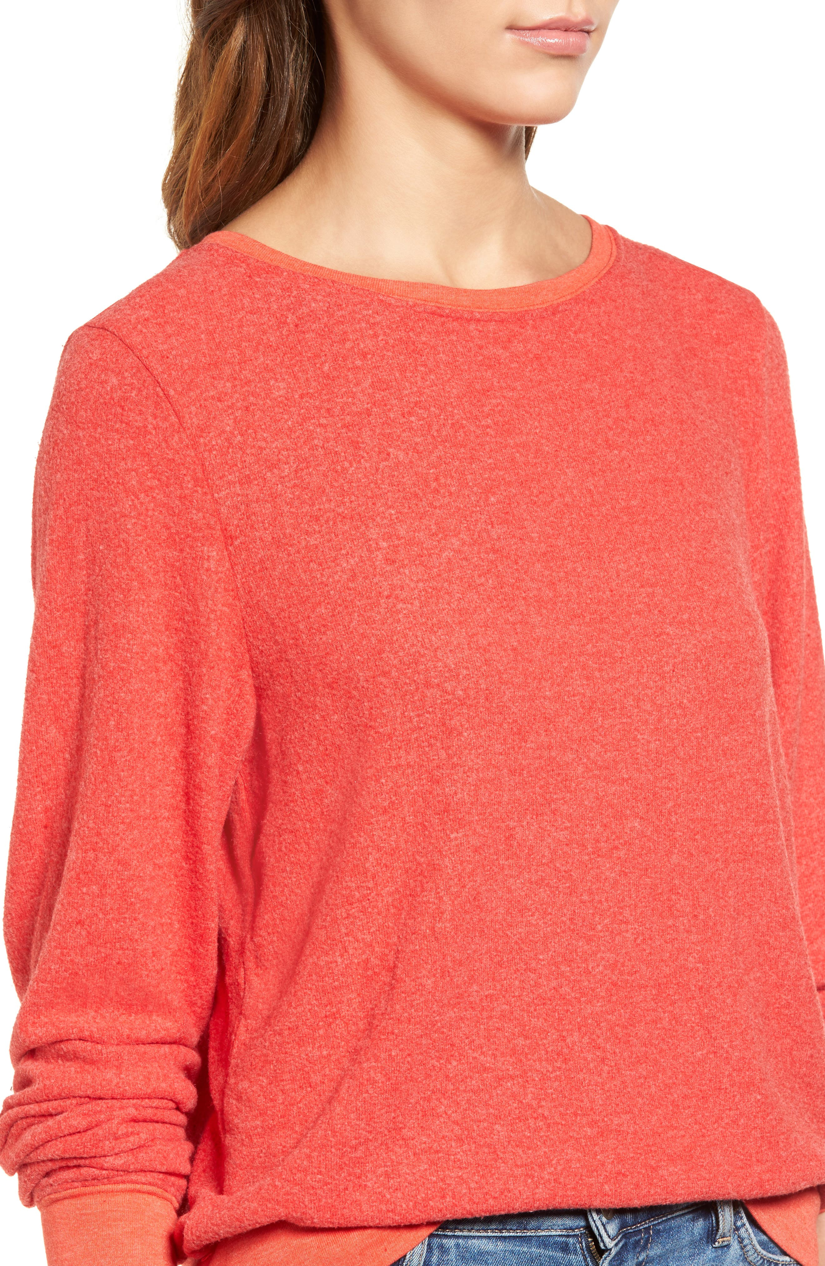 'Baggy Beach Jumper' Pullover,                             Alternate thumbnail 152, color,