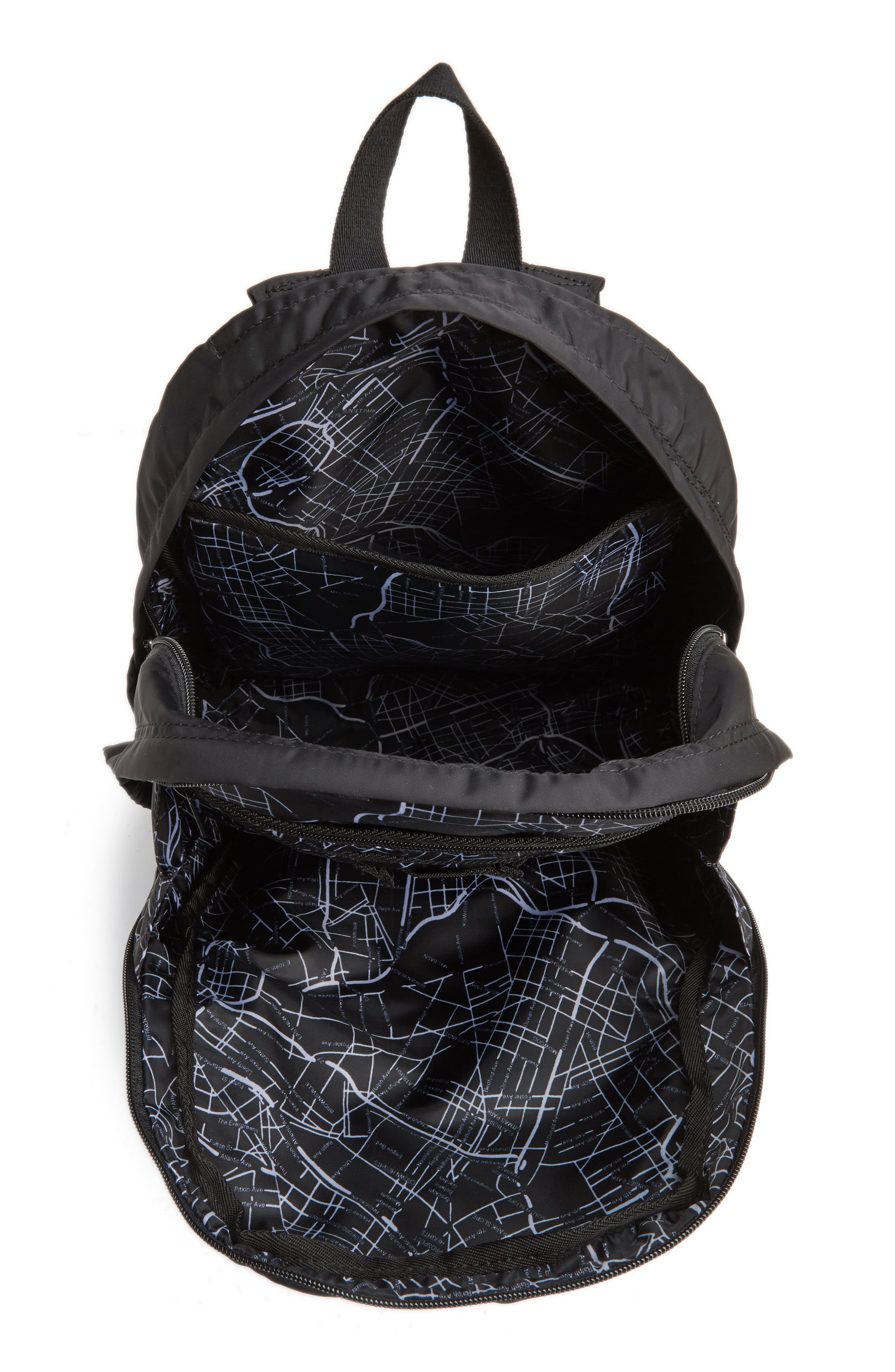 The Heights Kent Backpack,                             Alternate thumbnail 4, color,                             001