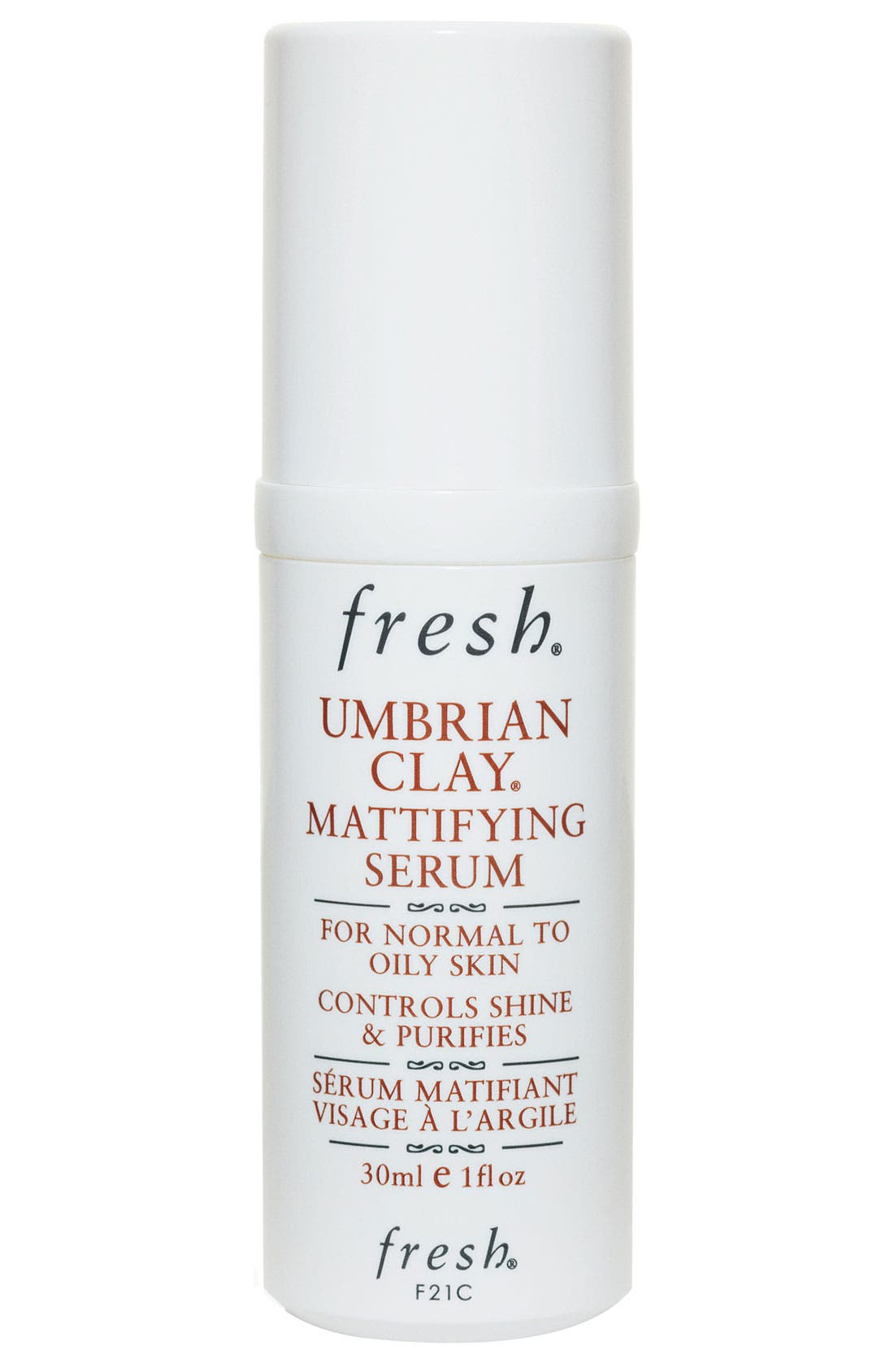 Umbrian Clay Mattifying Serum,                             Main thumbnail 1, color,                             NO COLOR