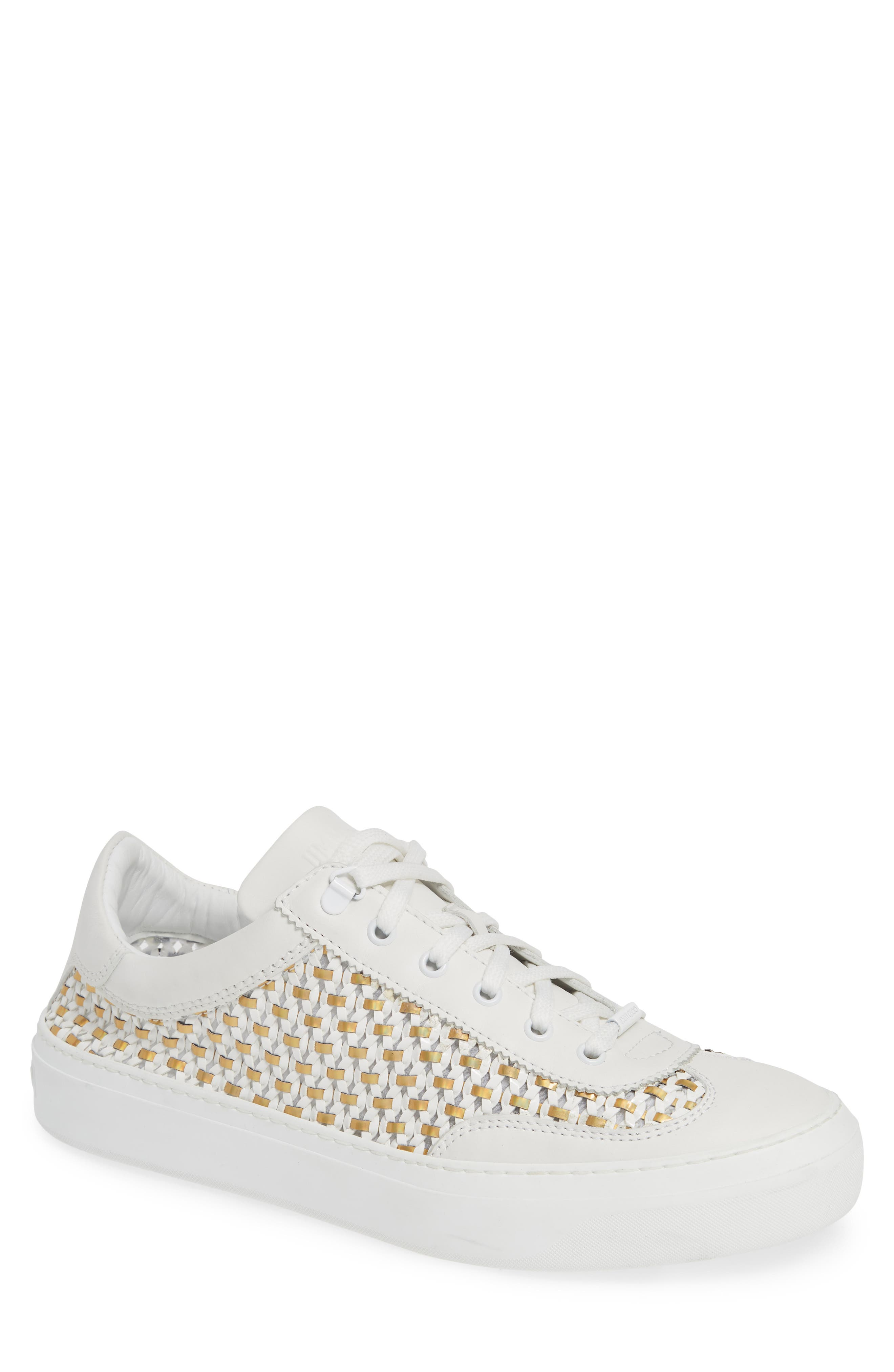 Ace Mux Sneaker, Main, color, WHITE MIX