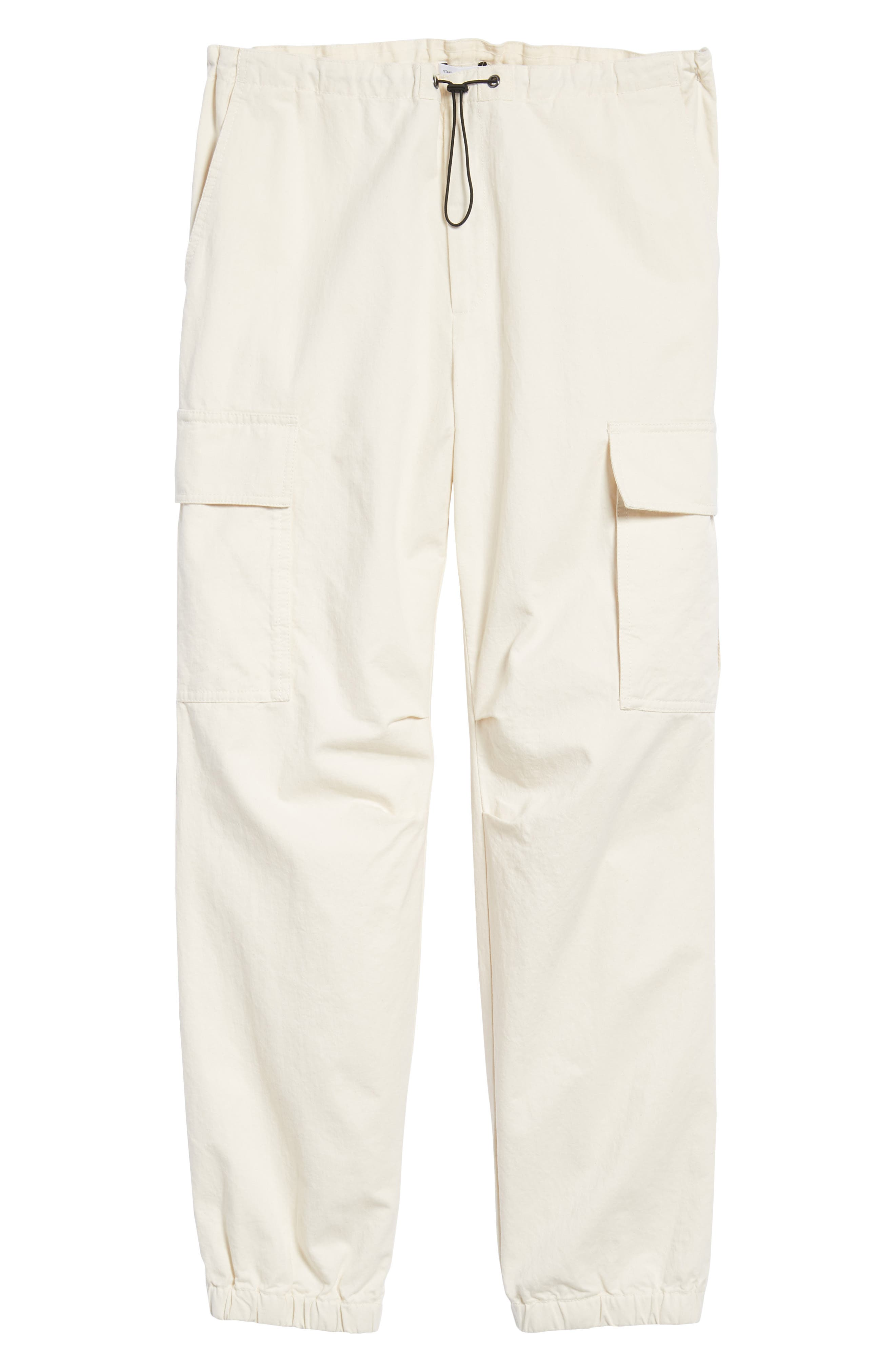 JAMES PERSE,                             Cargo Pants,                             Alternate thumbnail 6, color,                             IVORY