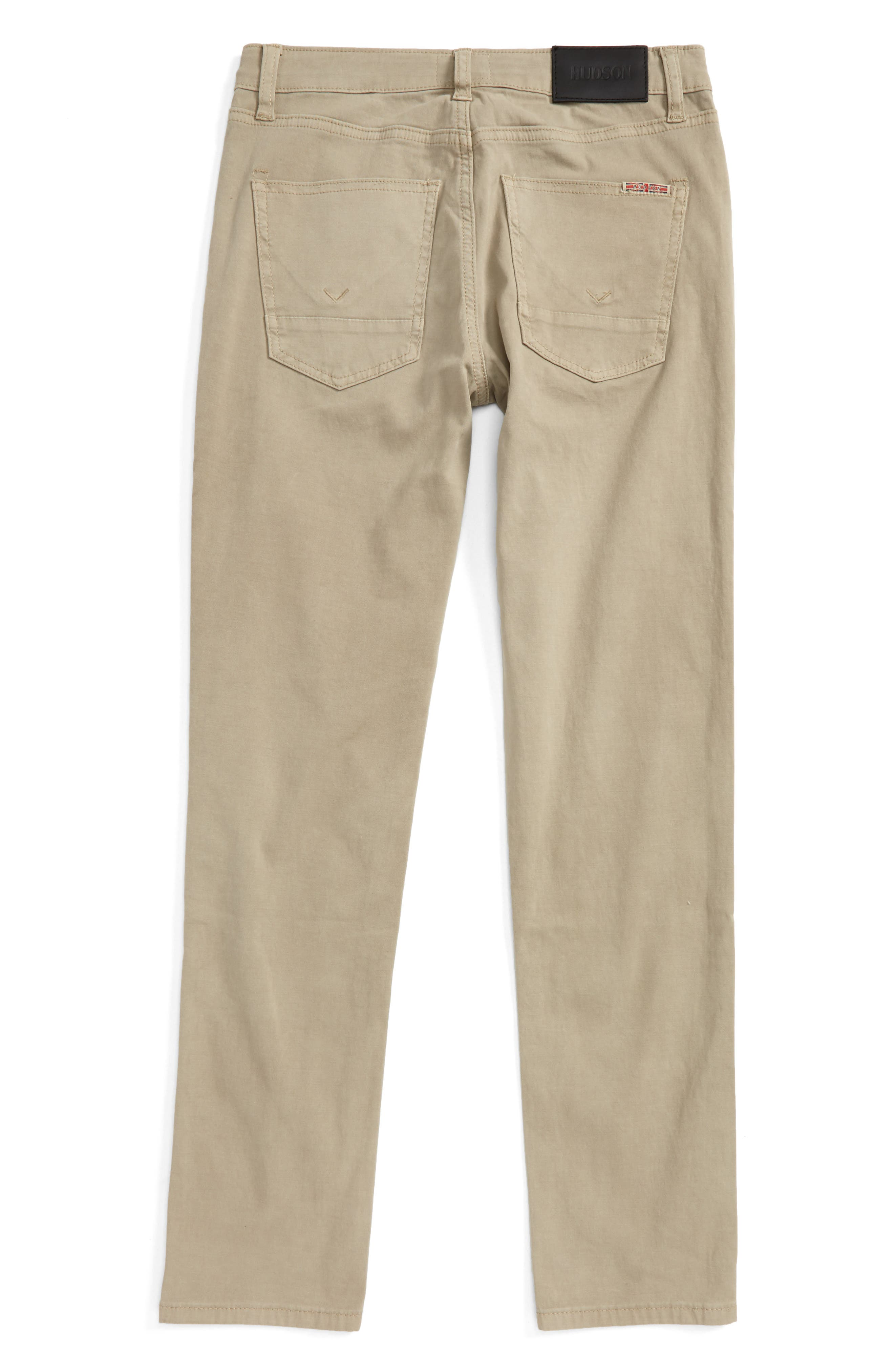 Hudson Jeans Jagger Slim Fit Straight Leg Pants,                             Alternate thumbnail 4, color,