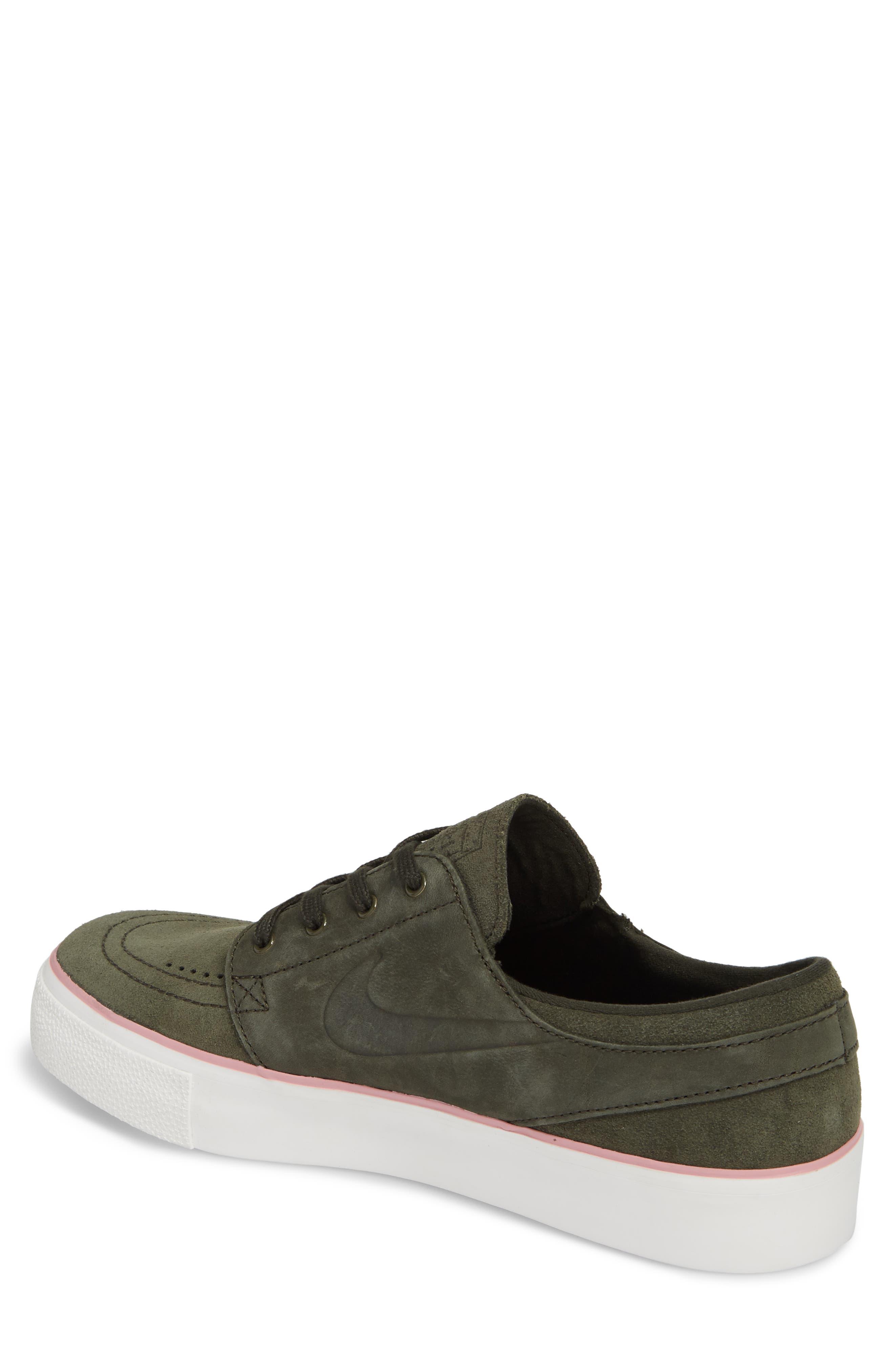 Zoom - Stefan Janoski SB Low Top Sneaker,                             Alternate thumbnail 2, color,                             300