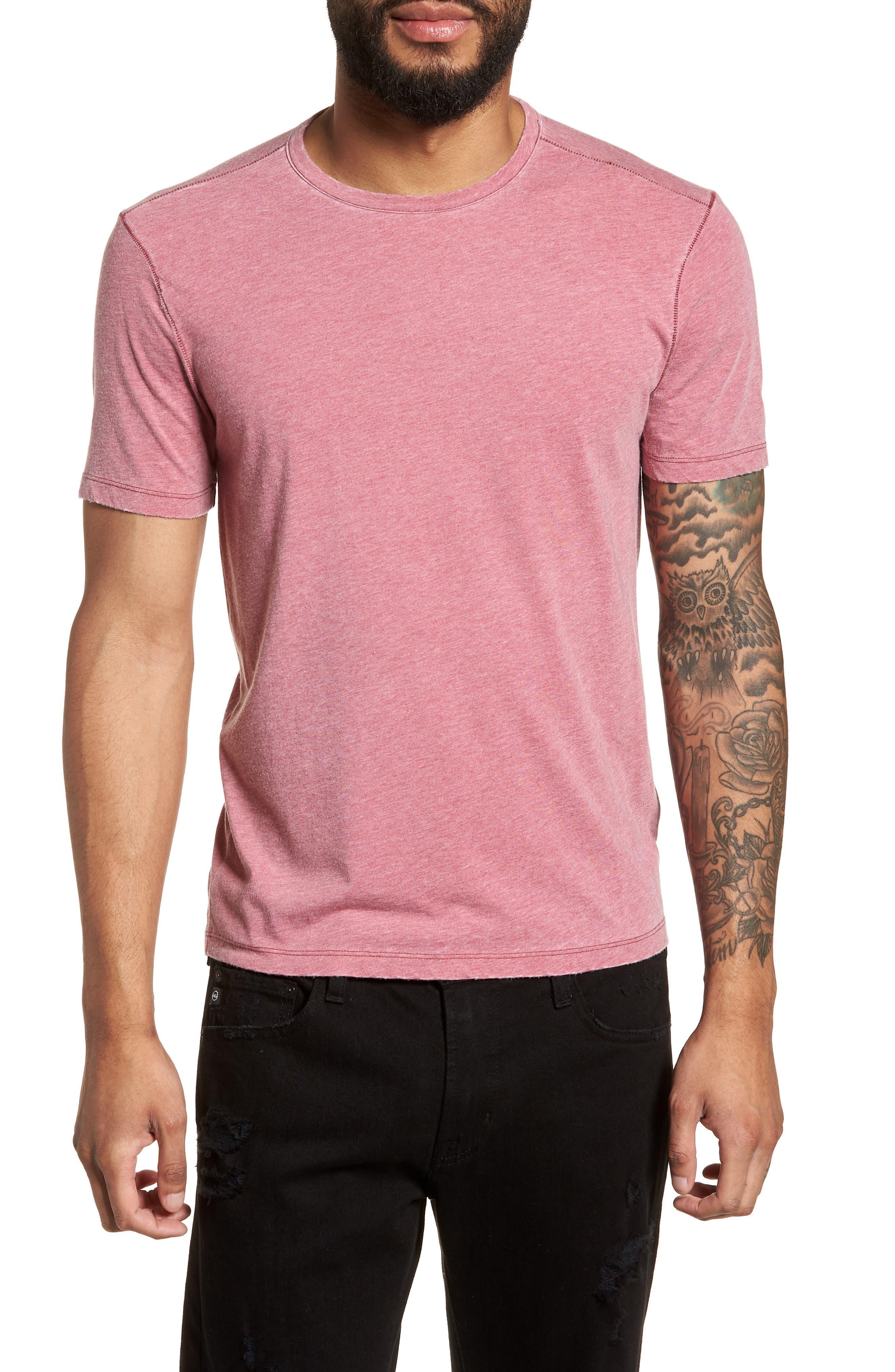 Slim Fit Crewneck T-Shirt,                             Main thumbnail 4, color,