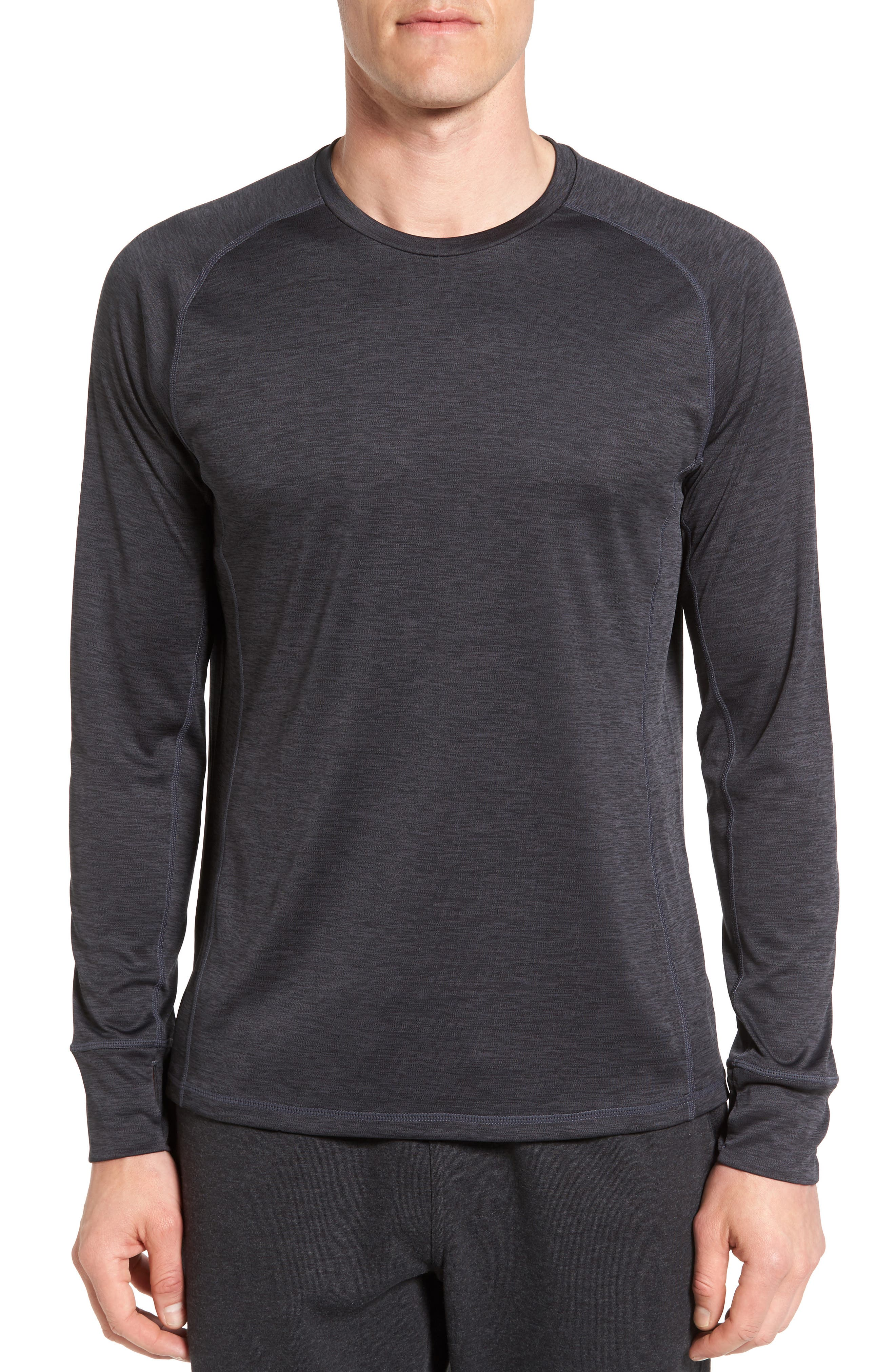 Triplite Long Sleeve T-Shirt,                             Main thumbnail 1, color,                             001