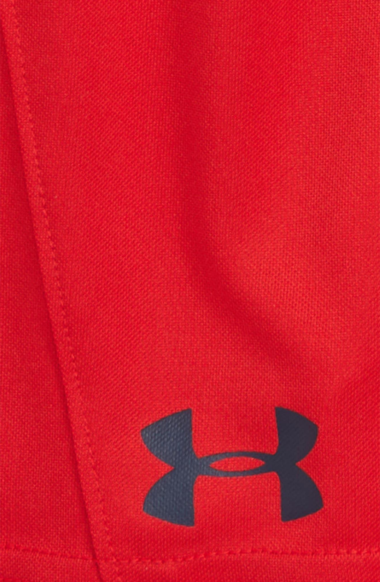 Kick Off HeatGear<sup>®</sup> Shorts,                             Alternate thumbnail 4, color,