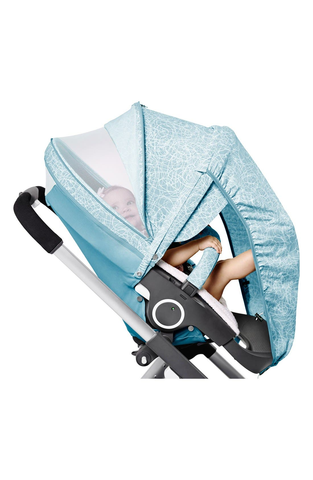 'Xplory<sup>®</sup> Stroller Summer Kit' Shade Set,                             Alternate thumbnail 4, color,                             450