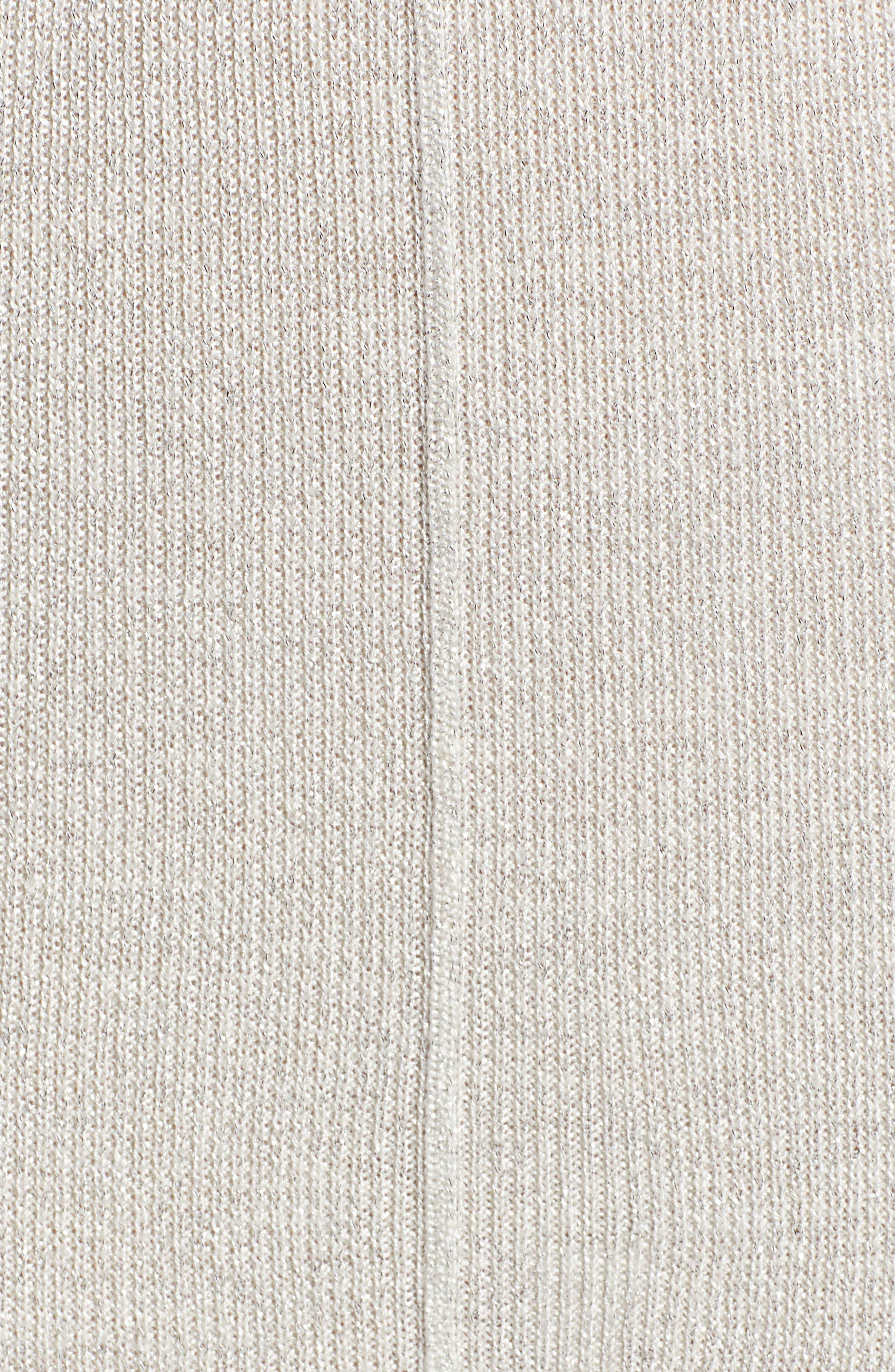 SOMETHING NAVY,                             Maxi Sweater Dress,                             Alternate thumbnail 7, color,                             900