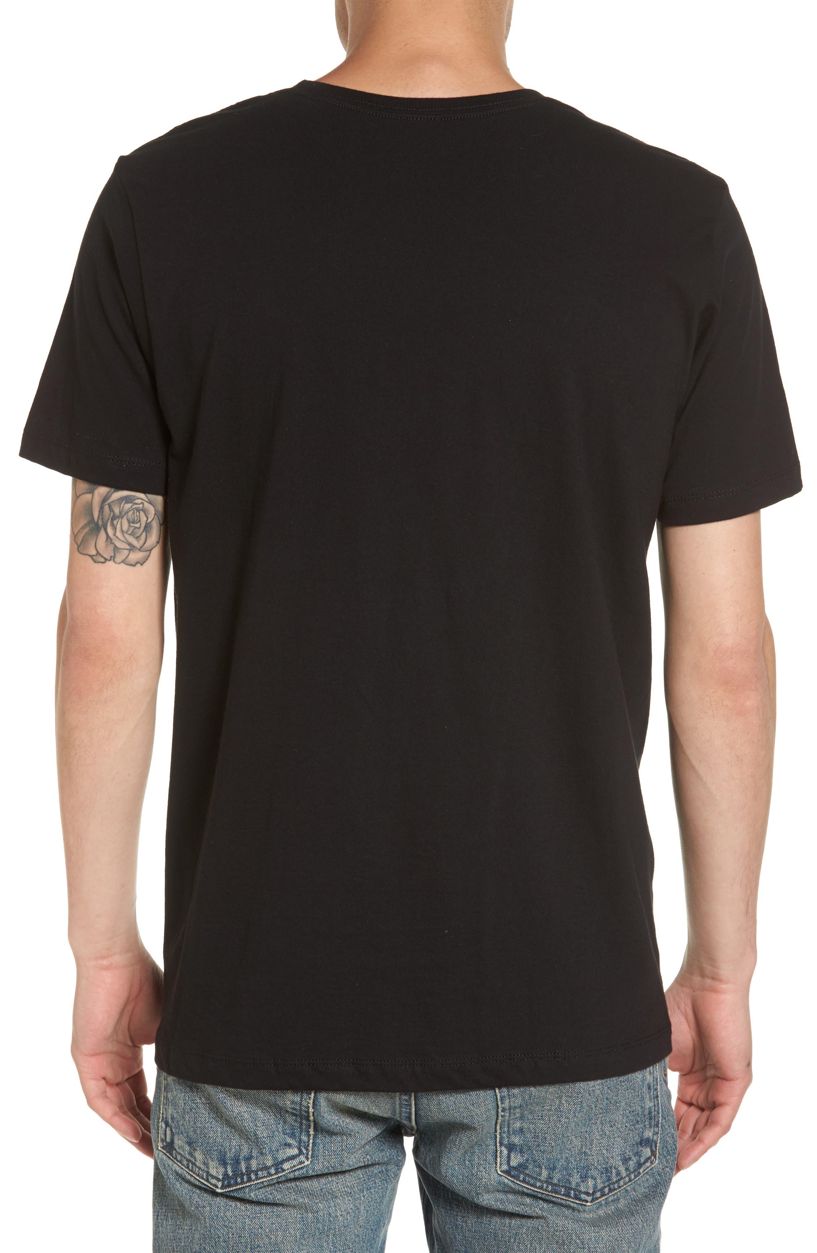 Retro Graphic T-Shirt,                             Alternate thumbnail 2, color,                             003