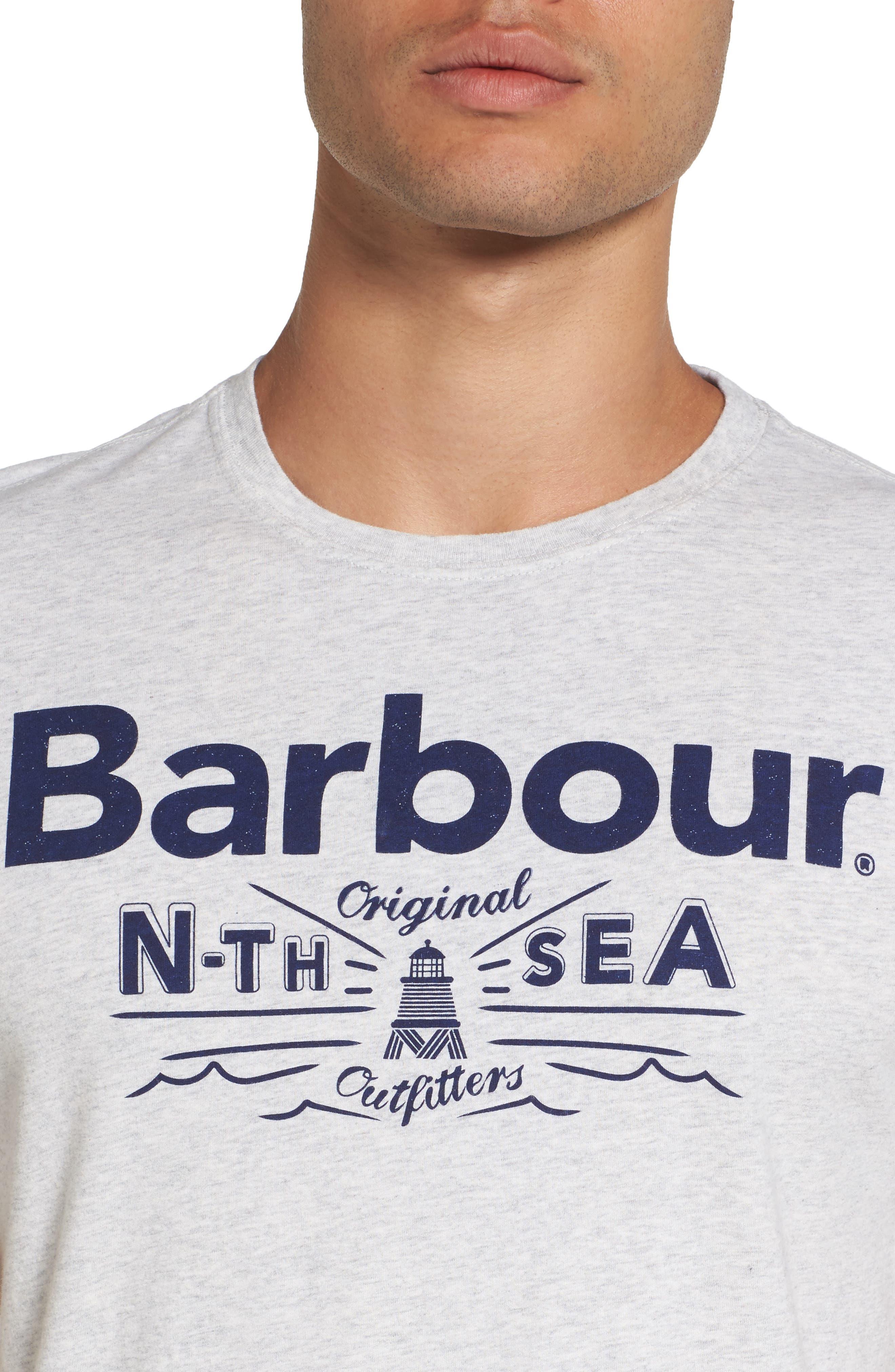 Cove Slim Fit Logo Graphic T-Shirt,                             Alternate thumbnail 4, color,                             260