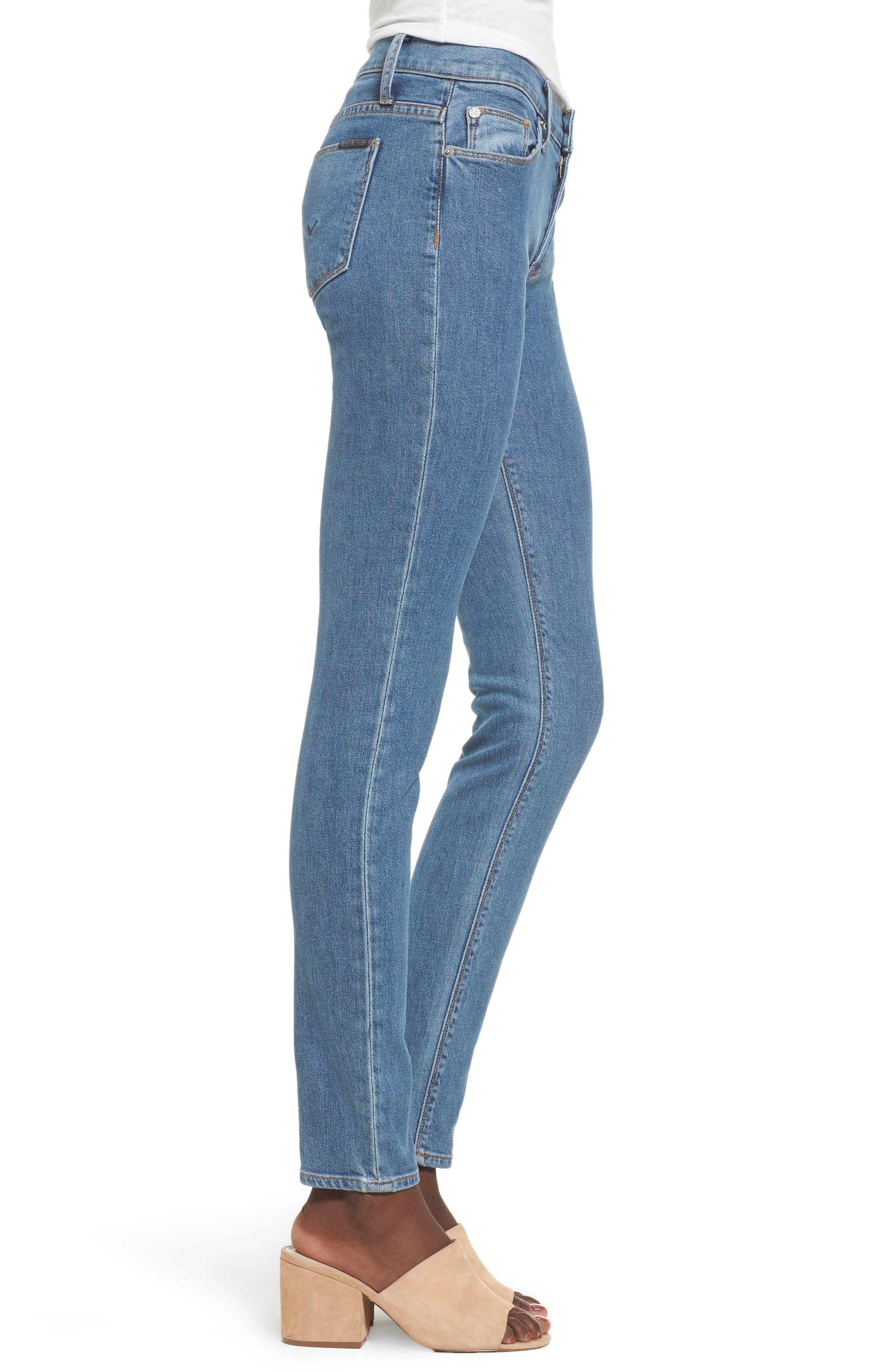 Nico Shredded Skinny Jeans,                             Alternate thumbnail 9, color,