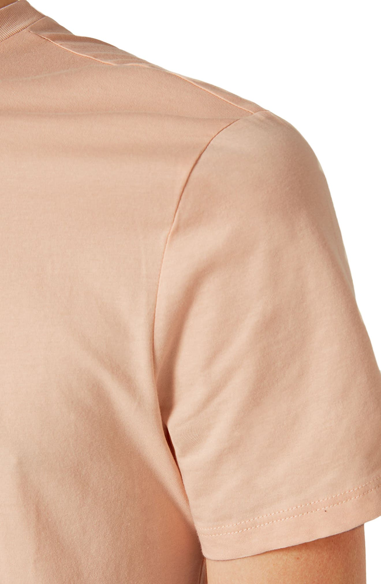 Slim Fit Crewneck T-Shirt,                             Alternate thumbnail 286, color,
