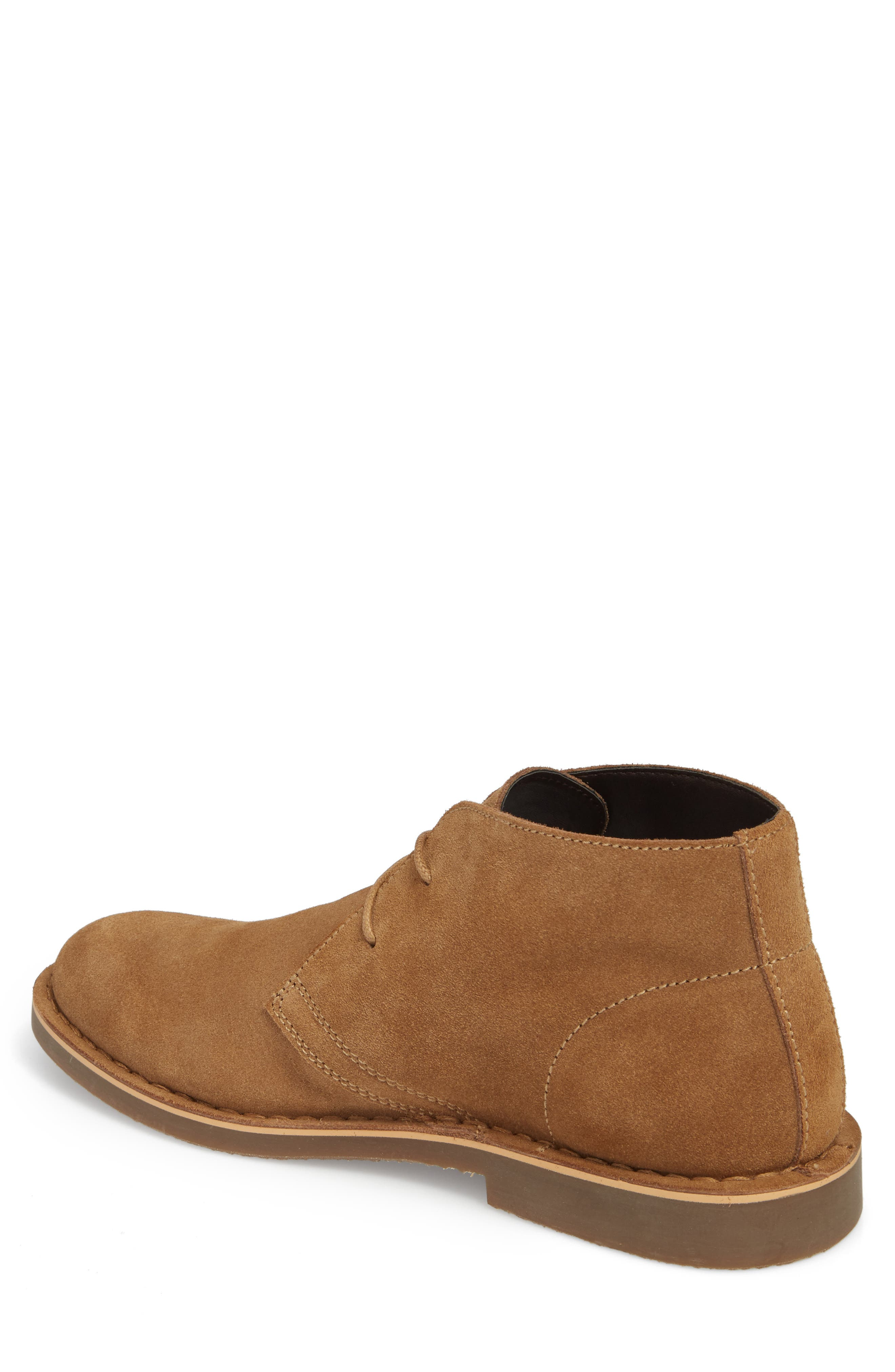 Tempe Chukka Boot,                             Alternate thumbnail 2, color,                             SAND SUEDE