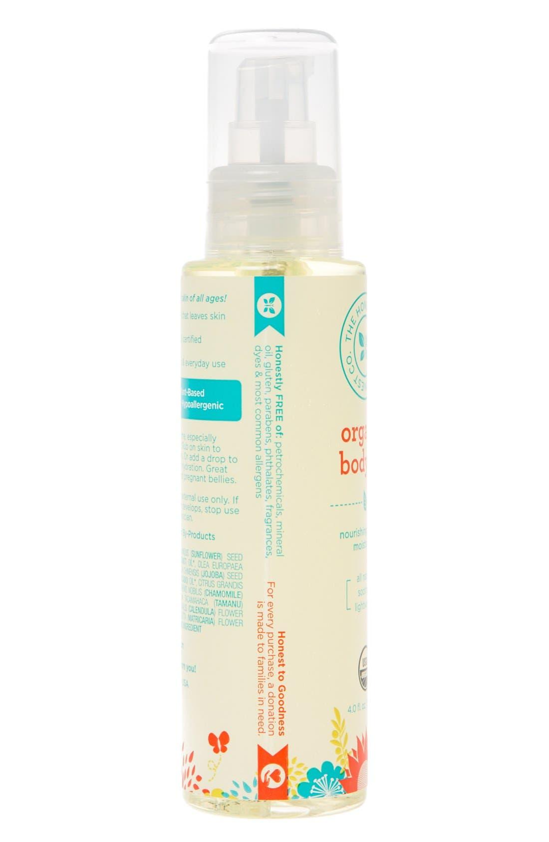 Organic Body Oil,                             Alternate thumbnail 2, color,                             NONE