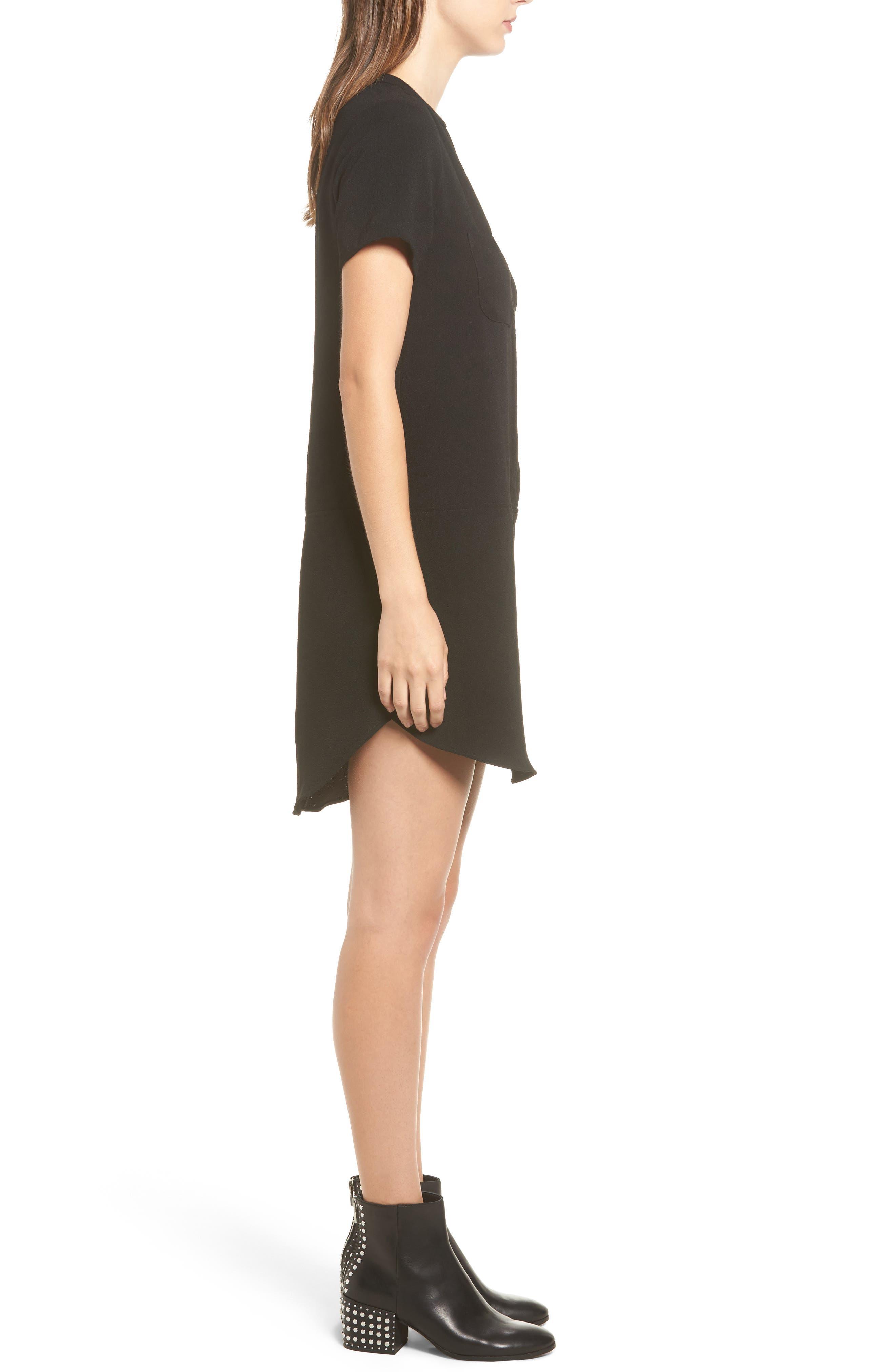 Hailey Crepe Dress,                             Alternate thumbnail 84, color,