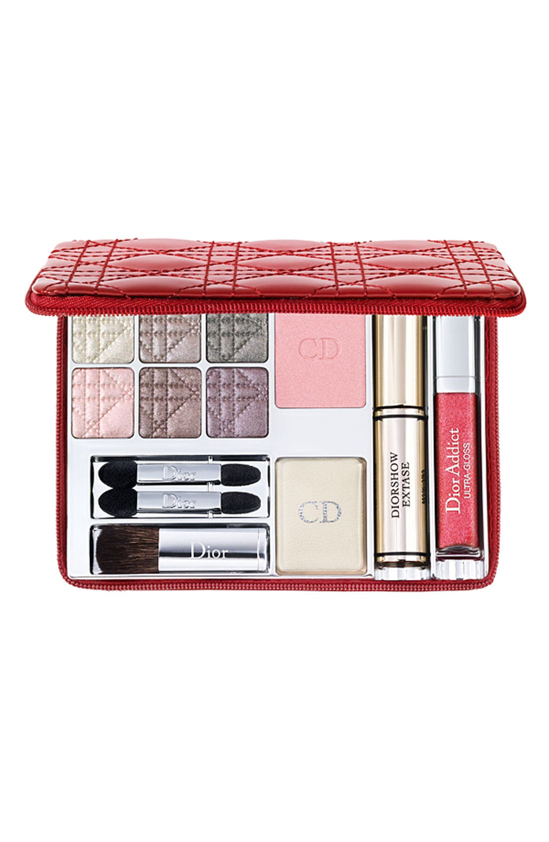 DIOR Deluxe Travel Palette, Main, color, 000