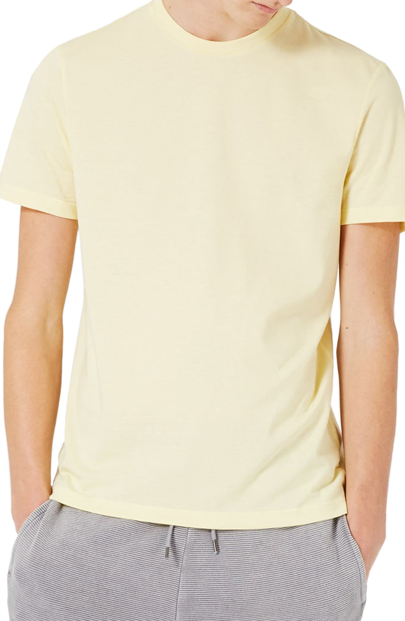 Slim Fit Crewneck T-Shirt,                             Main thumbnail 26, color,