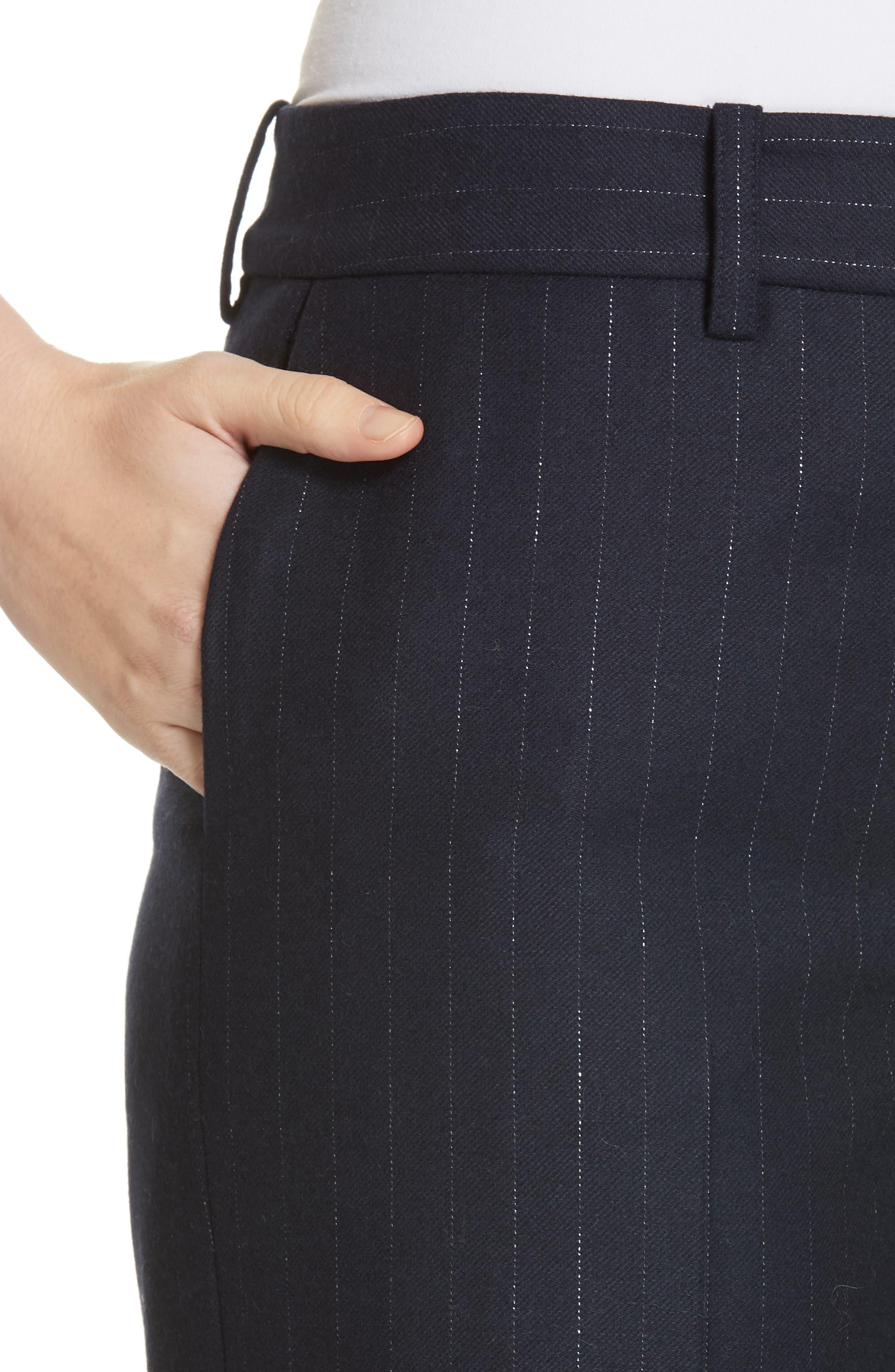 Hagan Trousers,                             Alternate thumbnail 4, color,                             NAVY