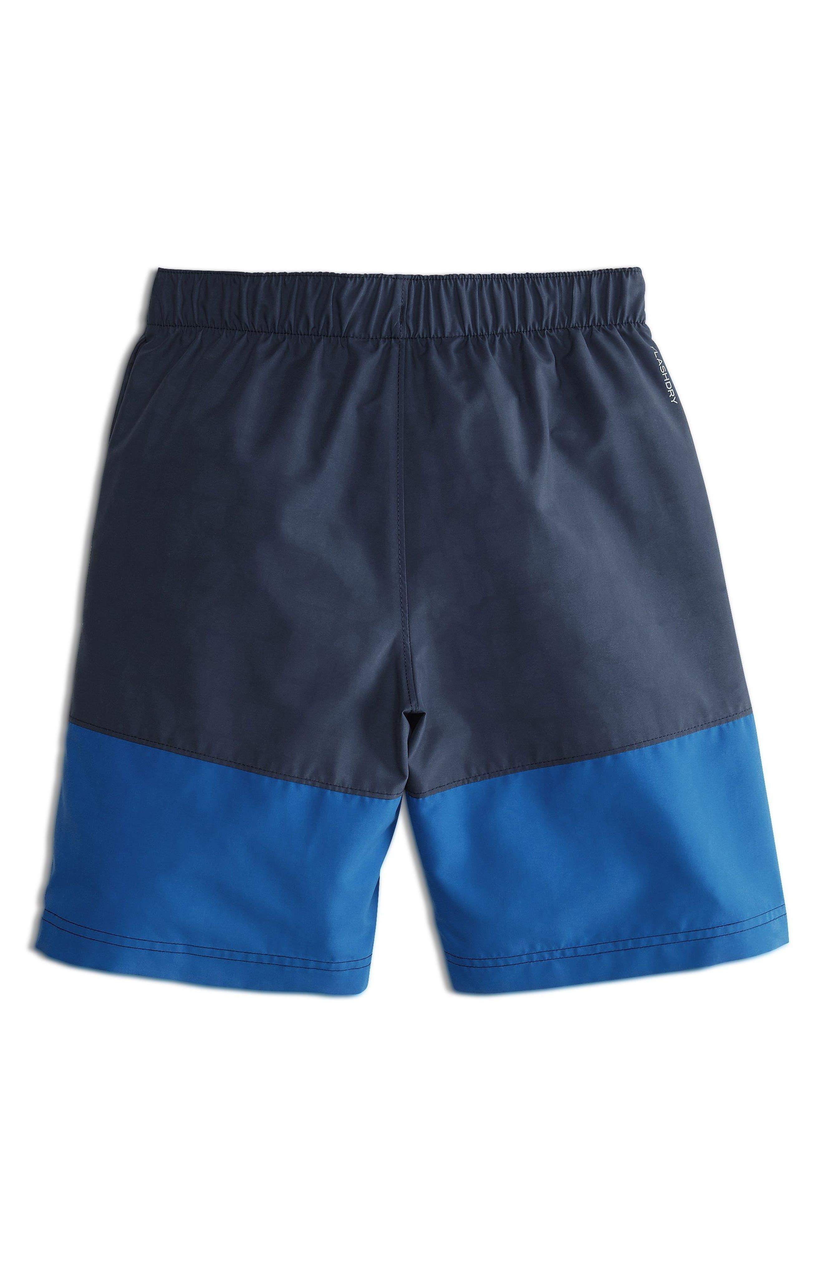 Swim Shorts,                             Alternate thumbnail 3, color,                             401