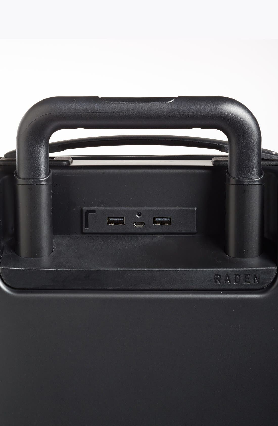 The A22 22-Inch Charging Wheeled Carry-On,                             Alternate thumbnail 61, color,