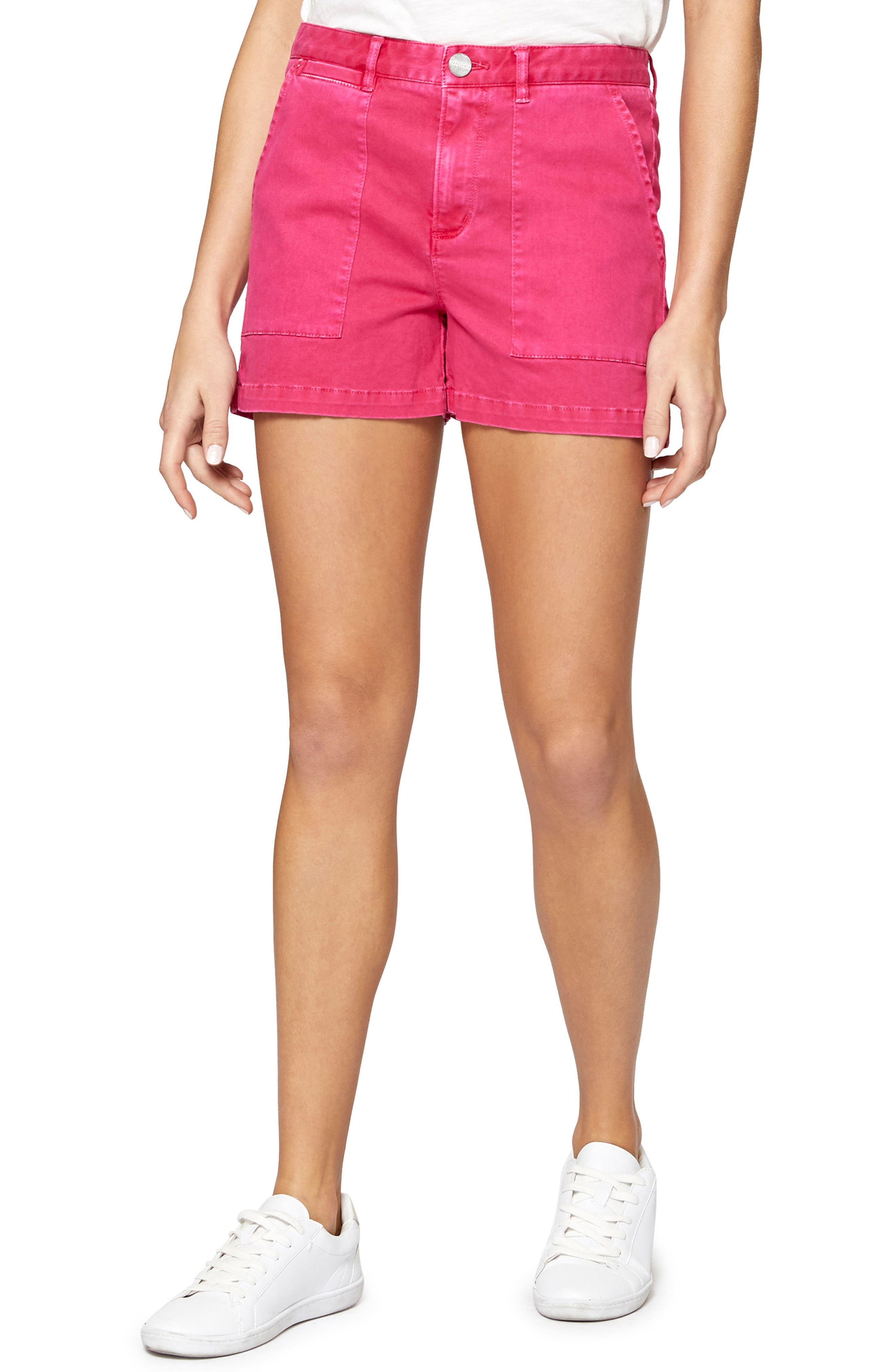 Field Shorts,                         Main,                         color, CAMELLIA