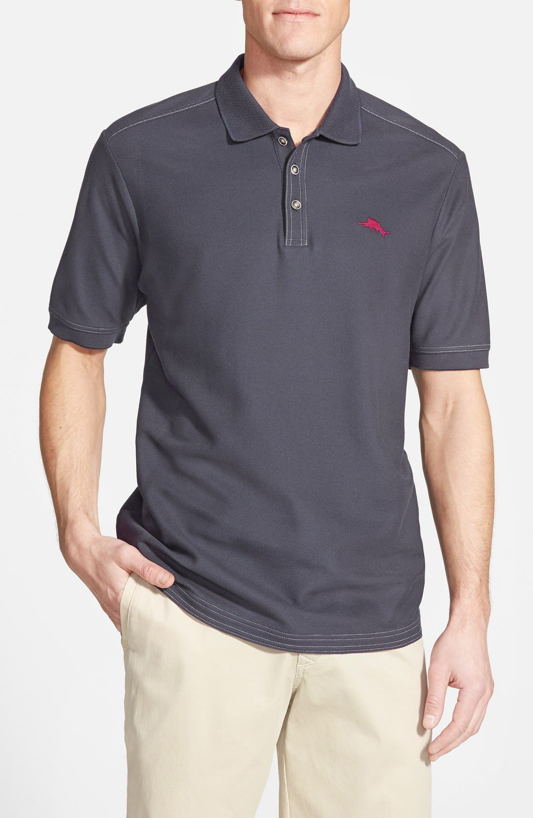 'The Emfielder' Original Fit Piqué Polo,                             Main thumbnail 72, color,