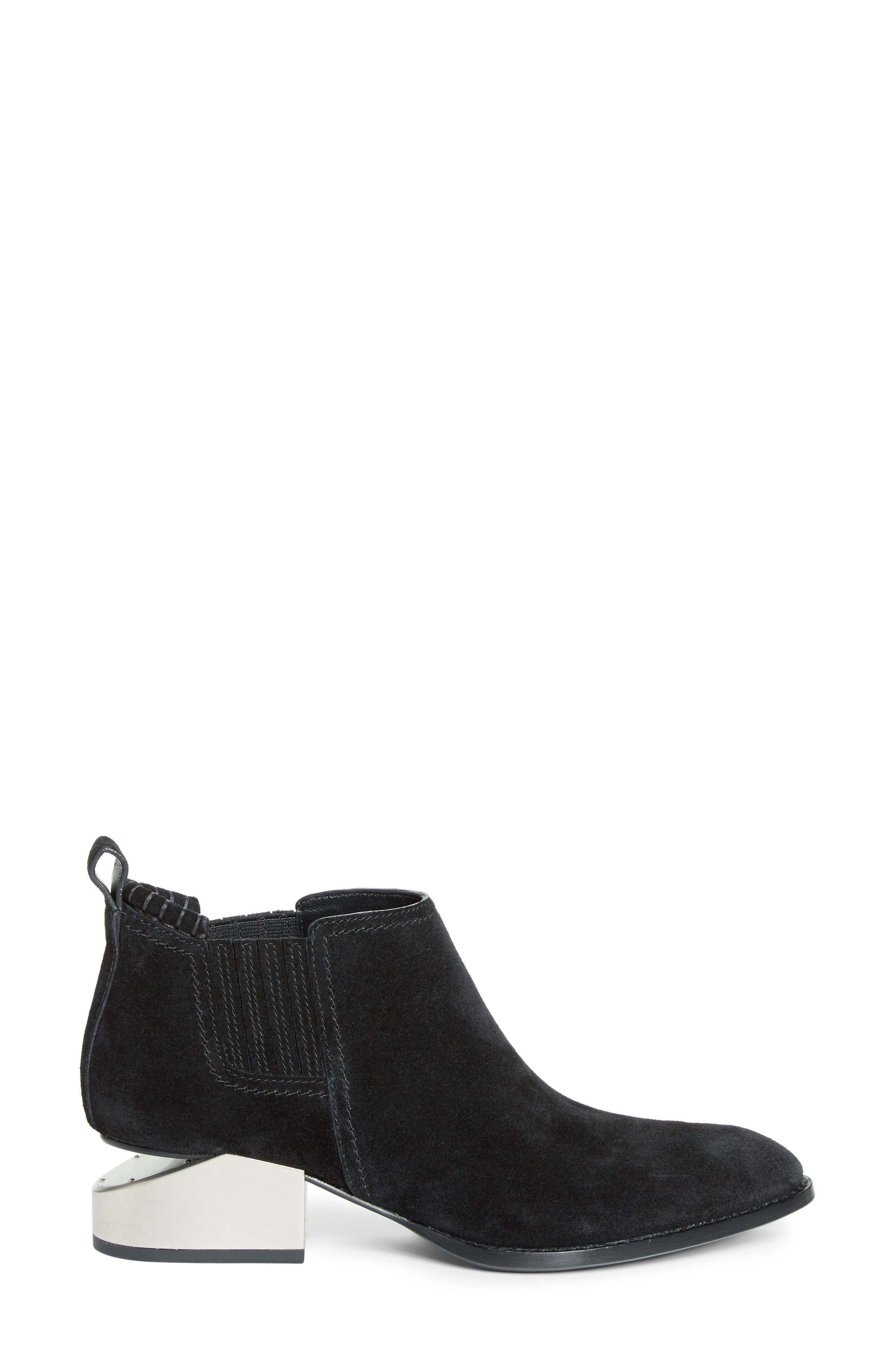 Kori Chelsea Boot,                             Alternate thumbnail 3, color,                             001