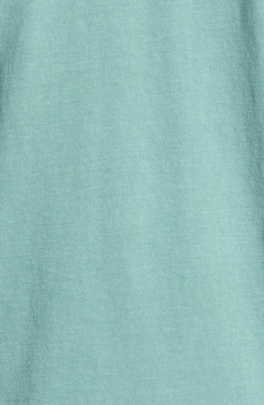 Crewneck Jersey T-Shirt,                             Alternate thumbnail 507, color,