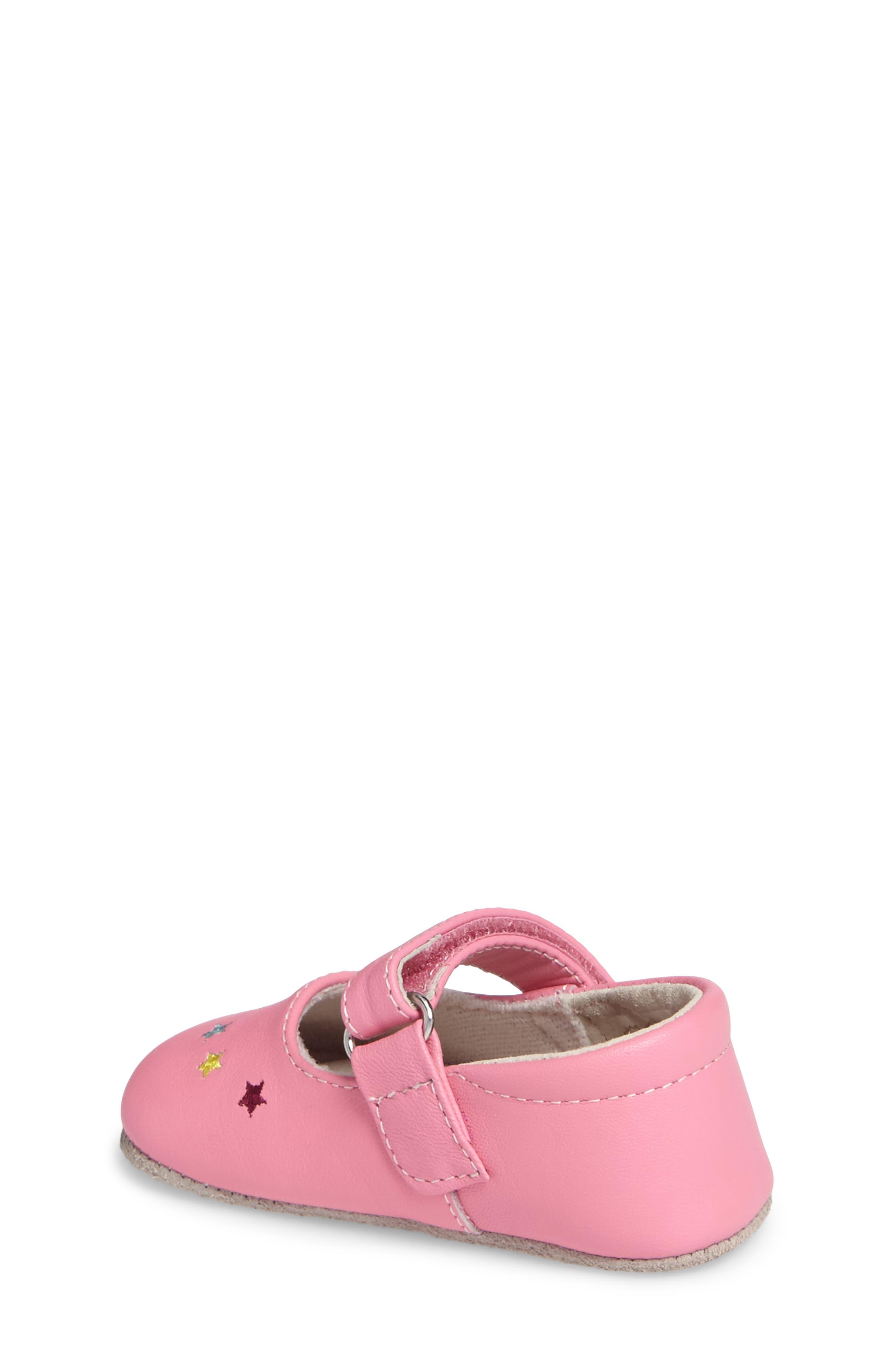 Harriet Mary Jane Crib Shoe,                             Alternate thumbnail 2, color,                             670