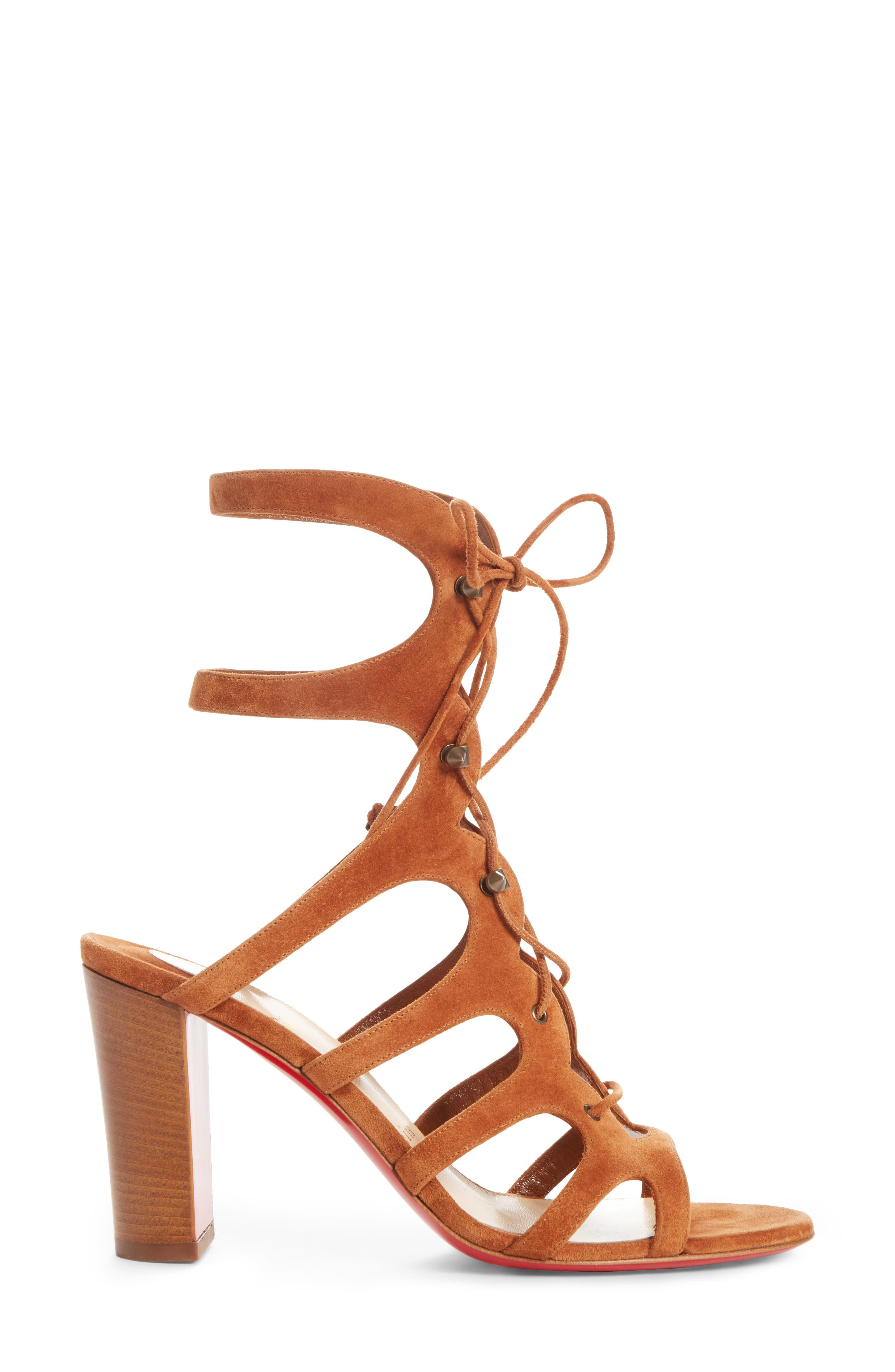 Amazoudur SD Cage Sandal,                             Alternate thumbnail 6, color,