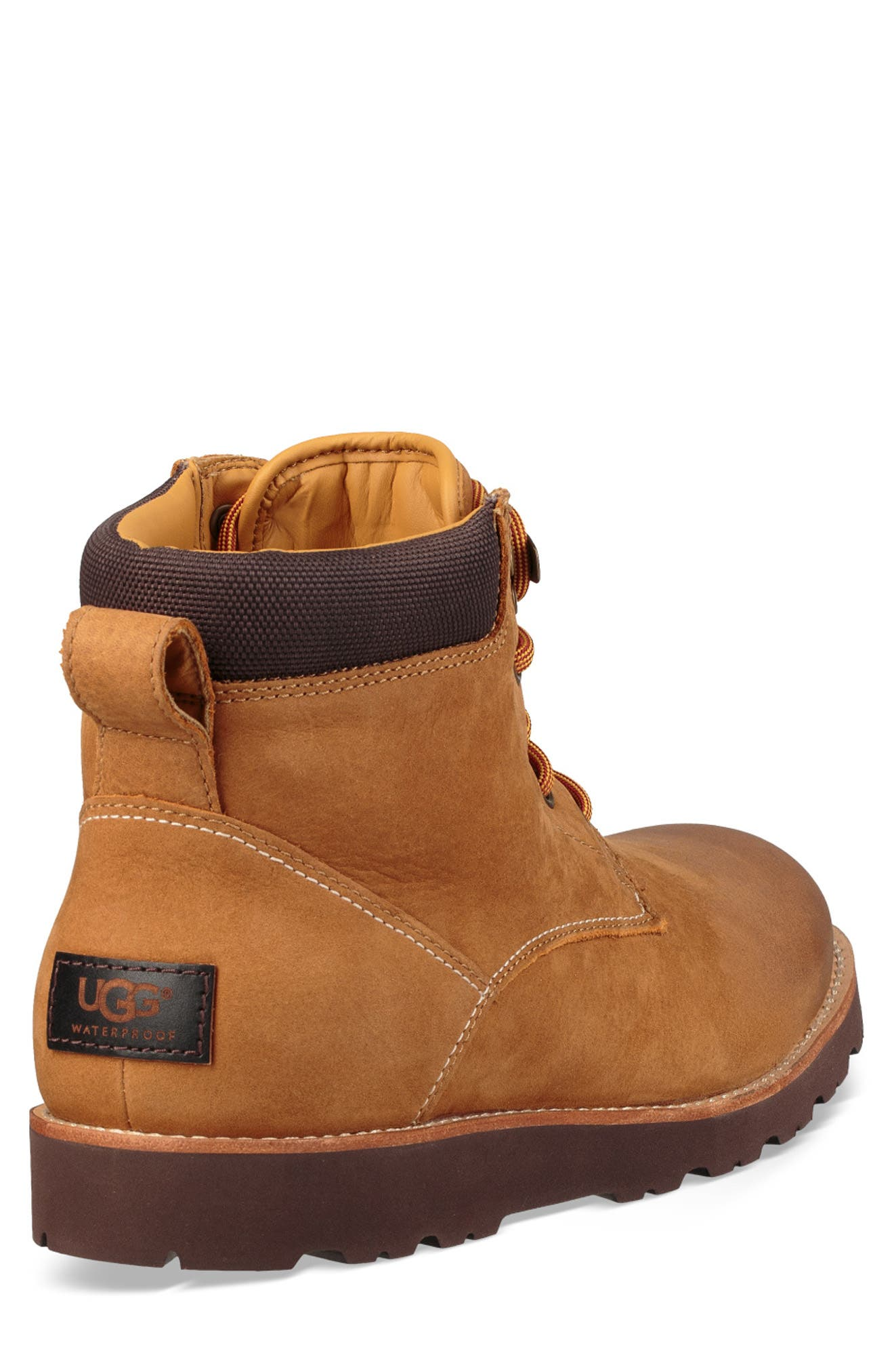 Seton Waterproof Chukka Boot,                             Alternate thumbnail 2, color,                             WHEAT
