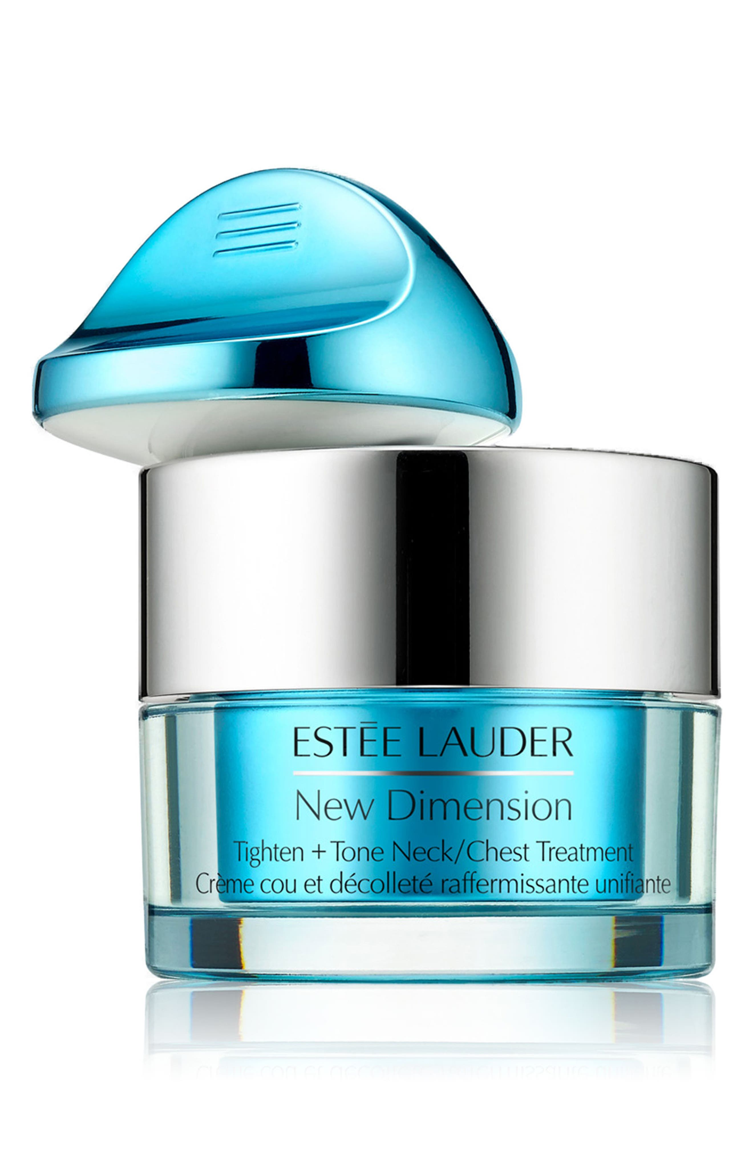 'New Dimension' Tighten + Tone Neck & Chest Treatment,                             Alternate thumbnail 2, color,                             000