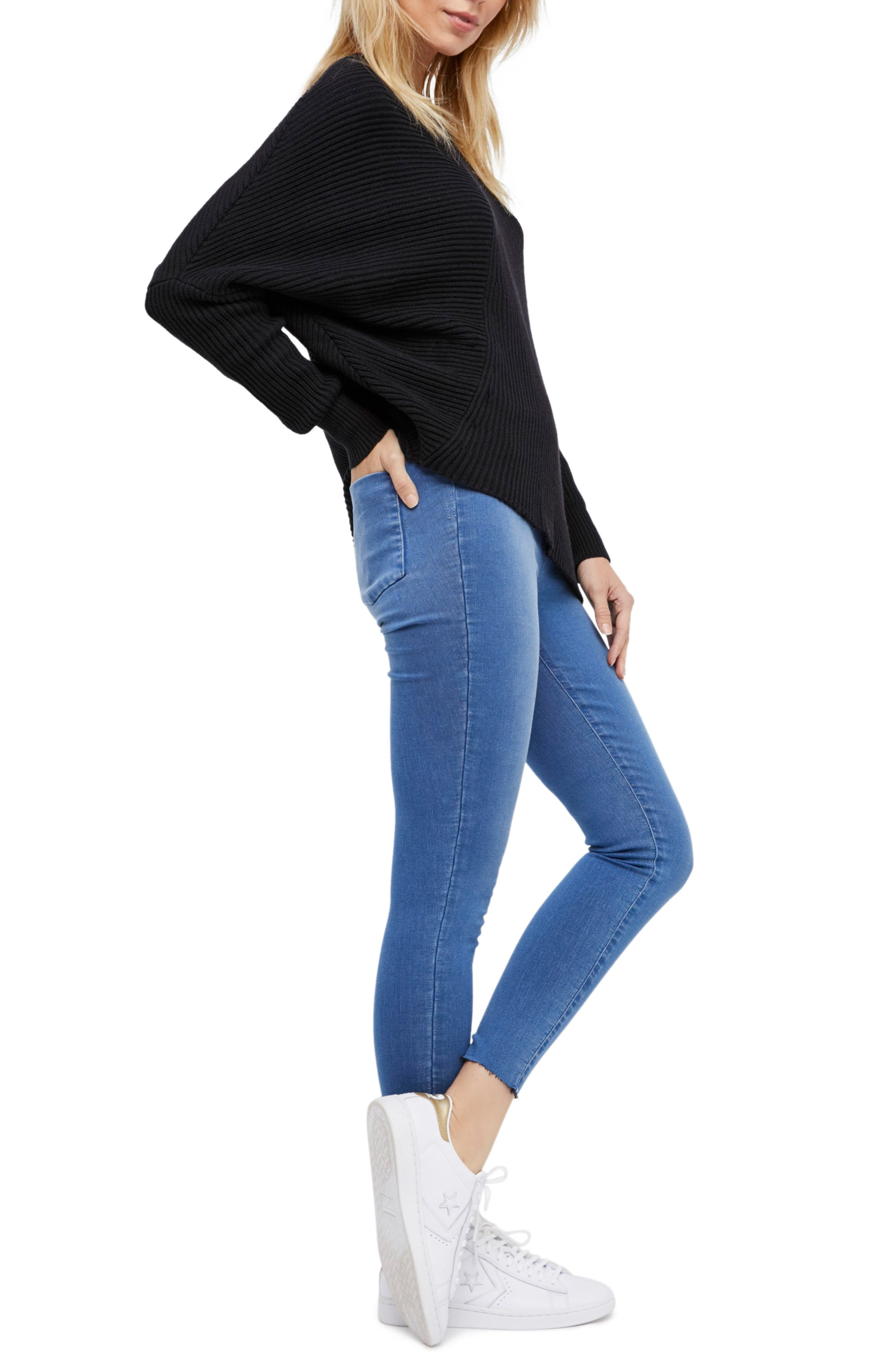 FREE PEOPLE,                             We the Free by Free People Easy Goes It Leggings,                             Main thumbnail 1, color,                             456