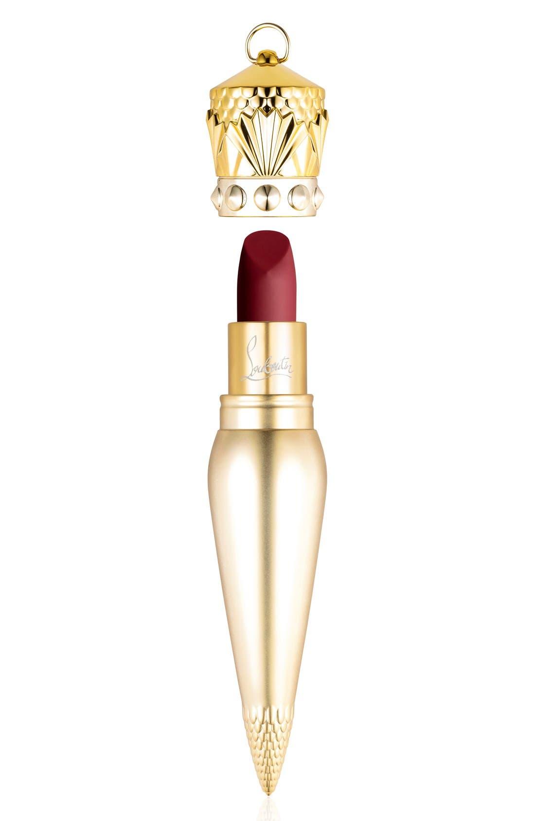 Velvet Matte Lip Colour,                         Main,                         color, DJALOUZI 405M