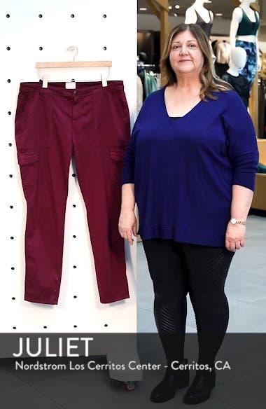 Stretch Twill Utility Pants, sales video thumbnail