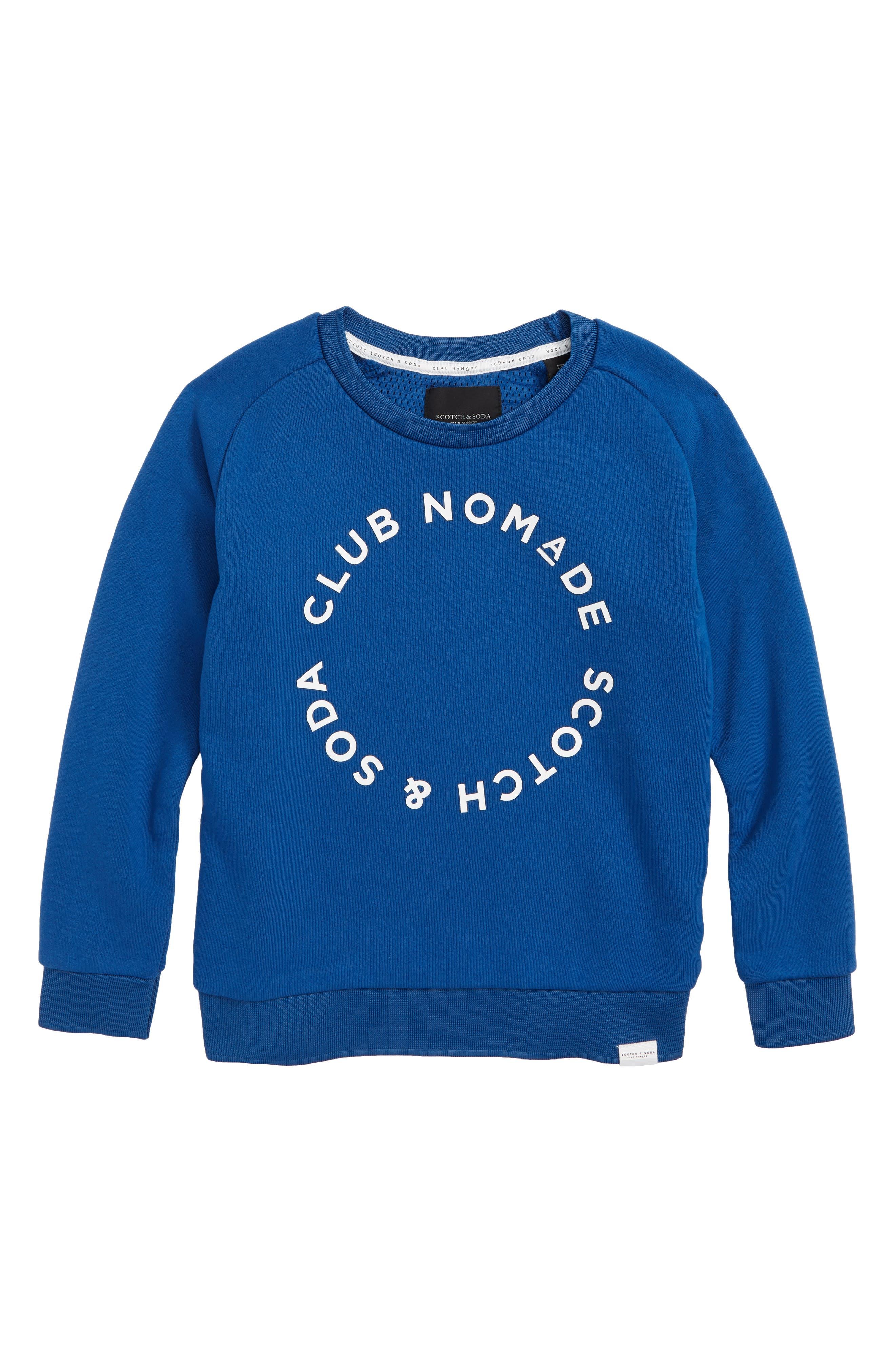 Club Nomad Sweatshirt,                         Main,                         color, 400