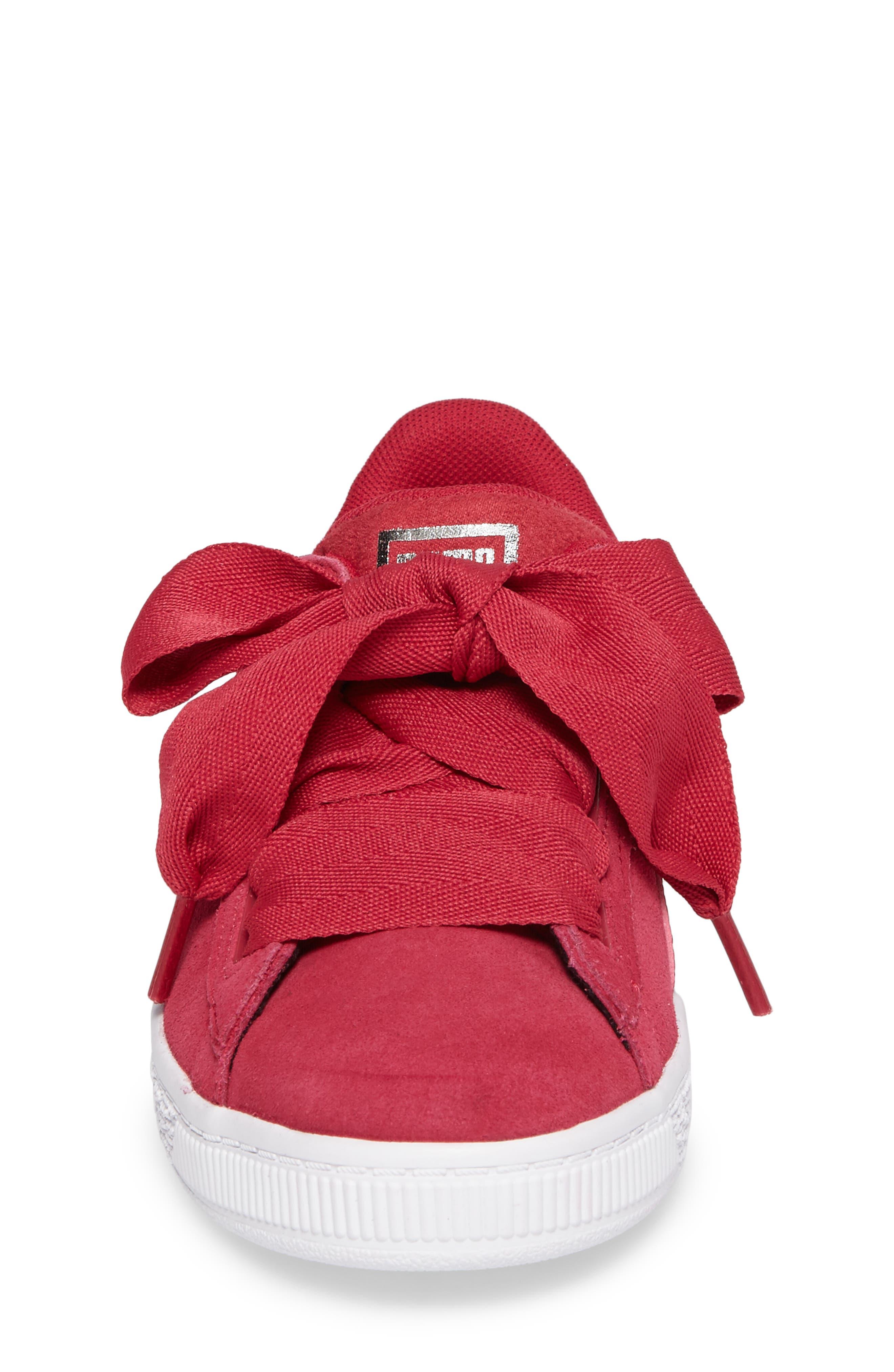 Basket Heart Sneaker,                             Alternate thumbnail 12, color,