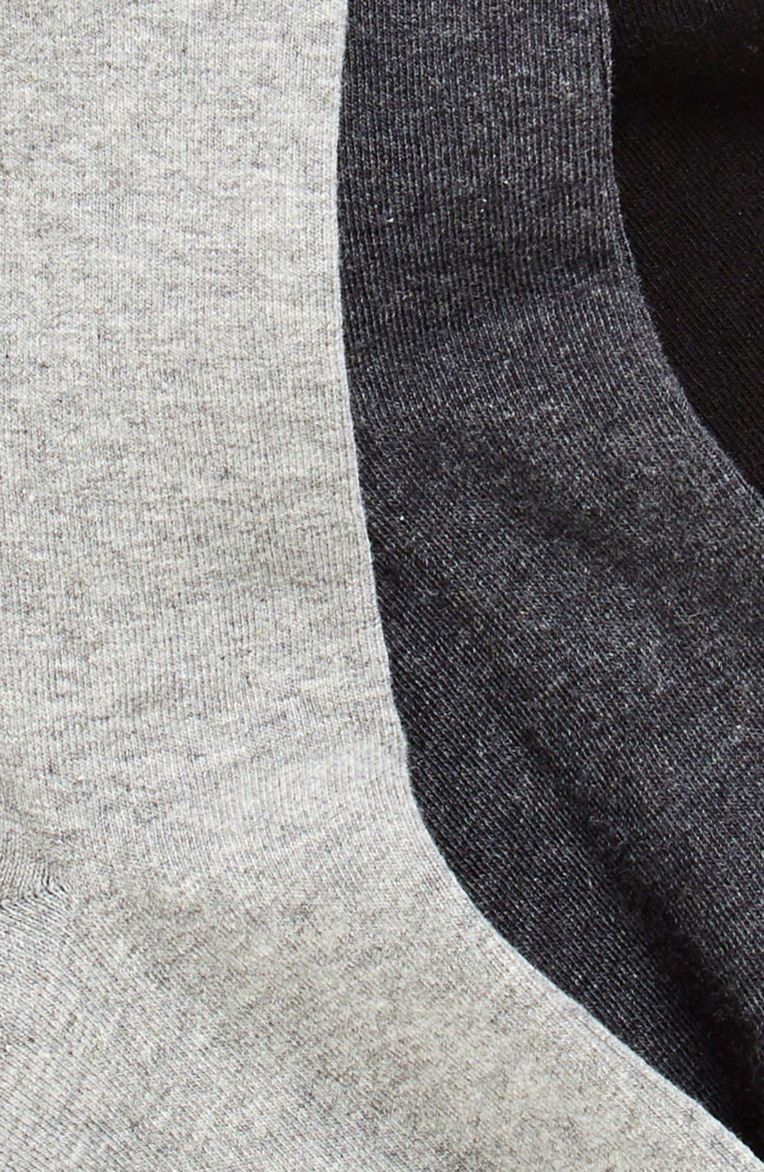 Roll Top Crew Socks,                             Alternate thumbnail 9, color,